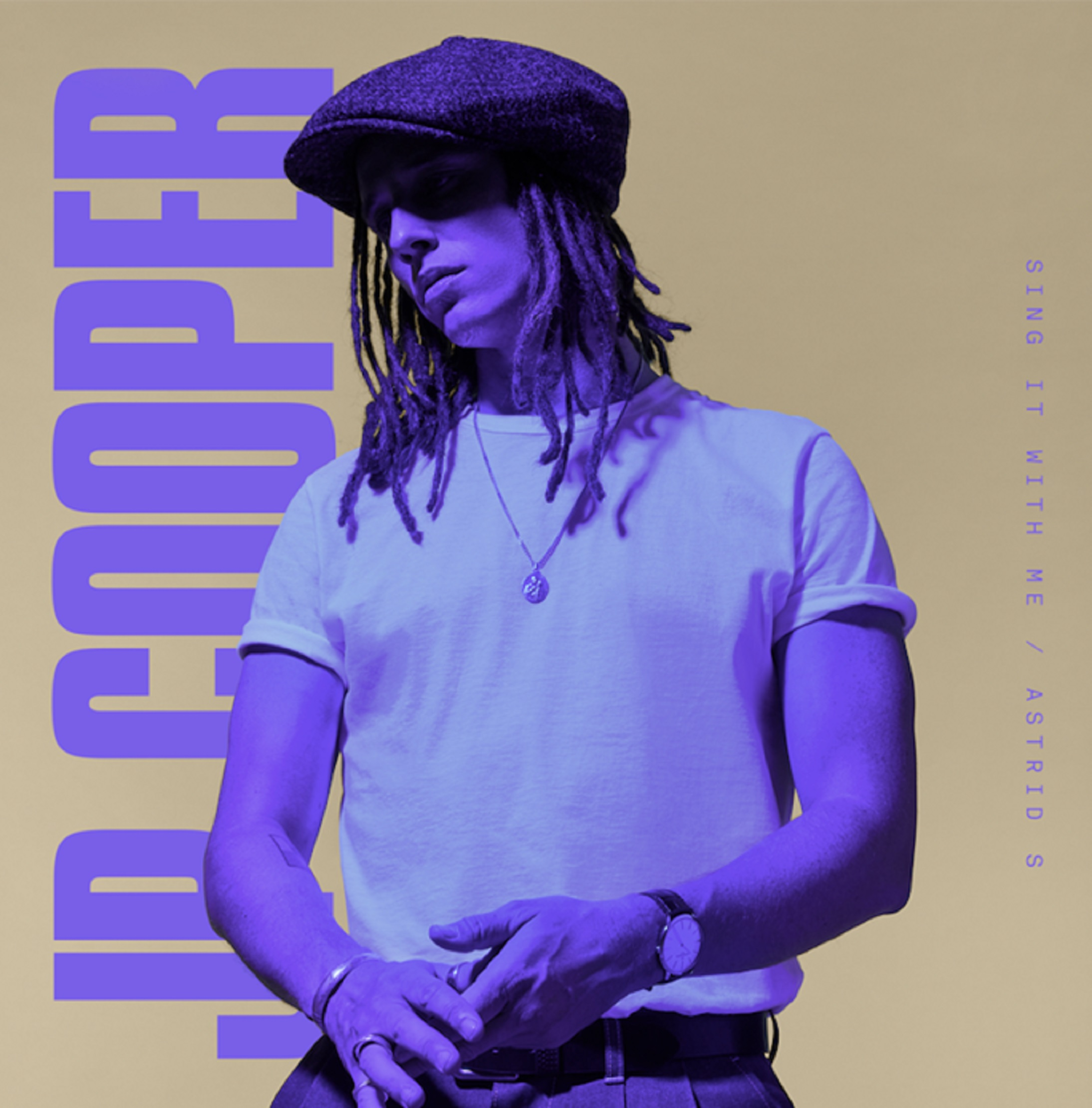 JP COOPER RELEASES ACOUSTIC VERSION OF NEW SINGLE 'SING IT WITH ME' FT. ASTRID S