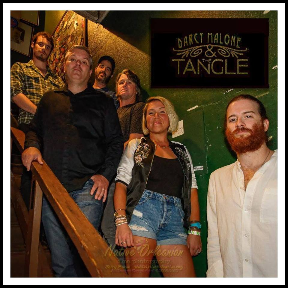 Darcy Malone & The Tangle's Make Me Over