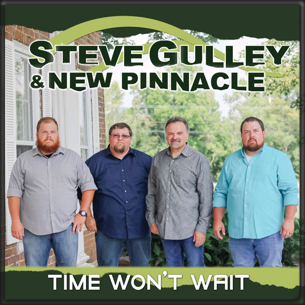 Steve Gulley and New Pinnacle's new album out Oct. 20th