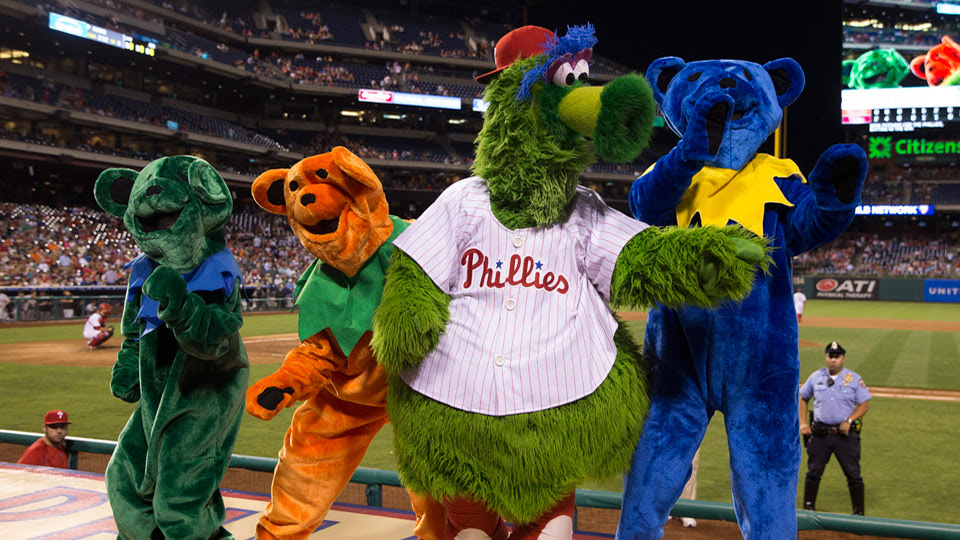 Philadelphia Phillies Support Rex July 21