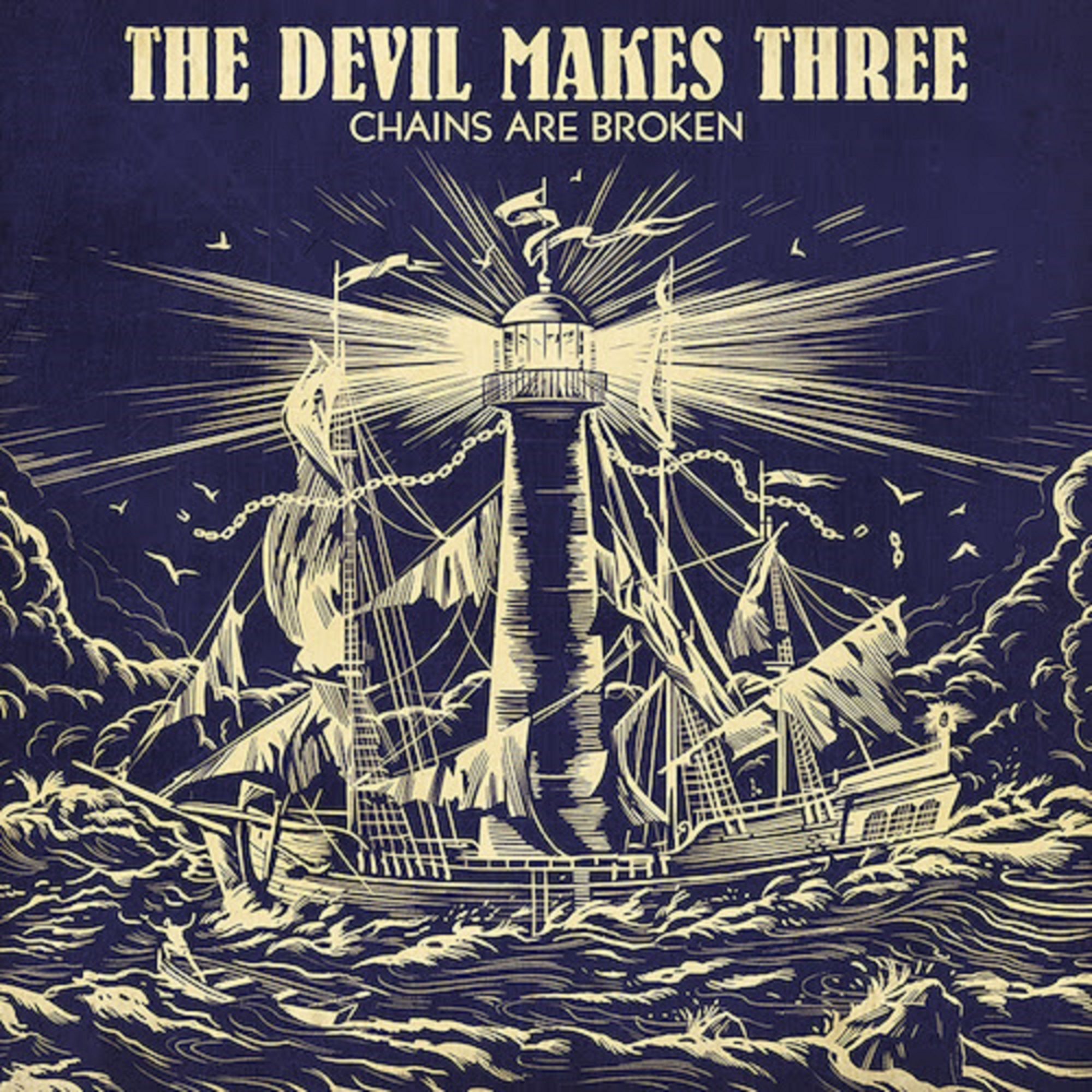 "The Devil Makes Three Return with ""Chains Are Broken"" August 24th"