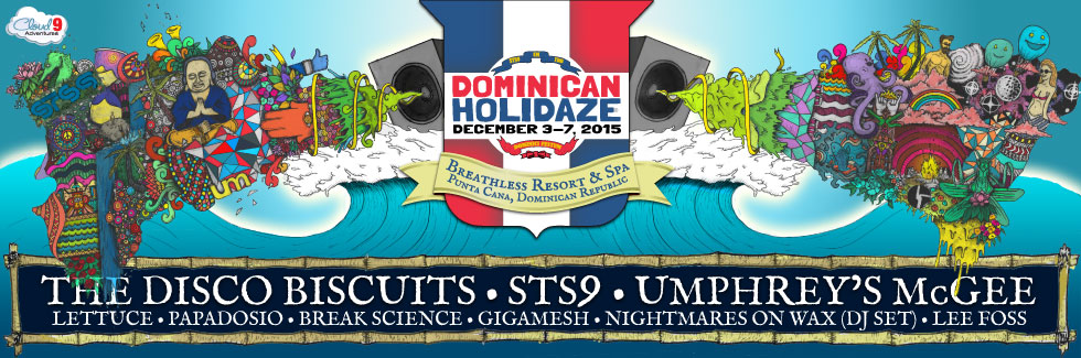 Dominican Holidaze Returns: December 3-7, 2015