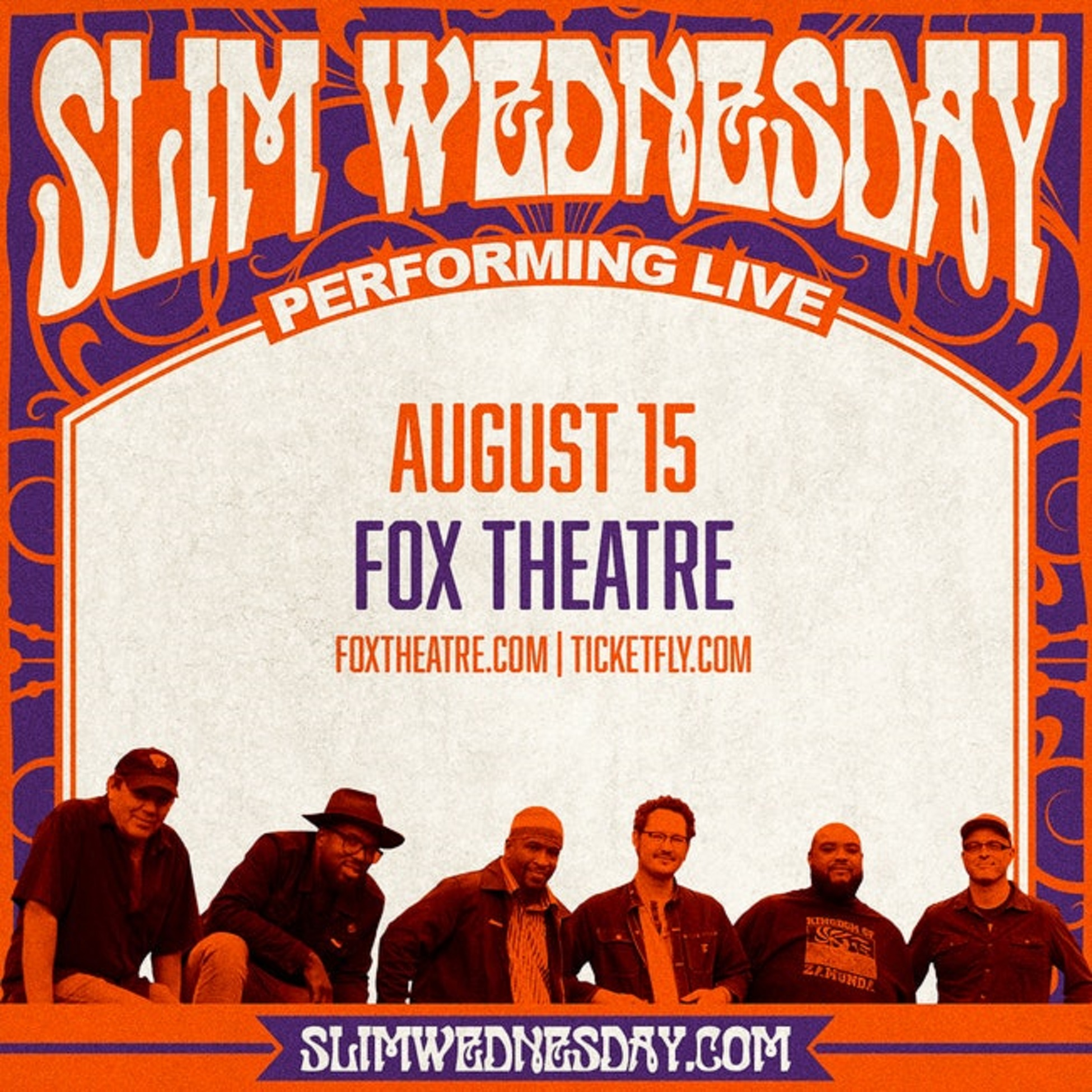 SLIM WEDNESDAY FT. JOJO HERMANN OF WIDESPREAD PANIC