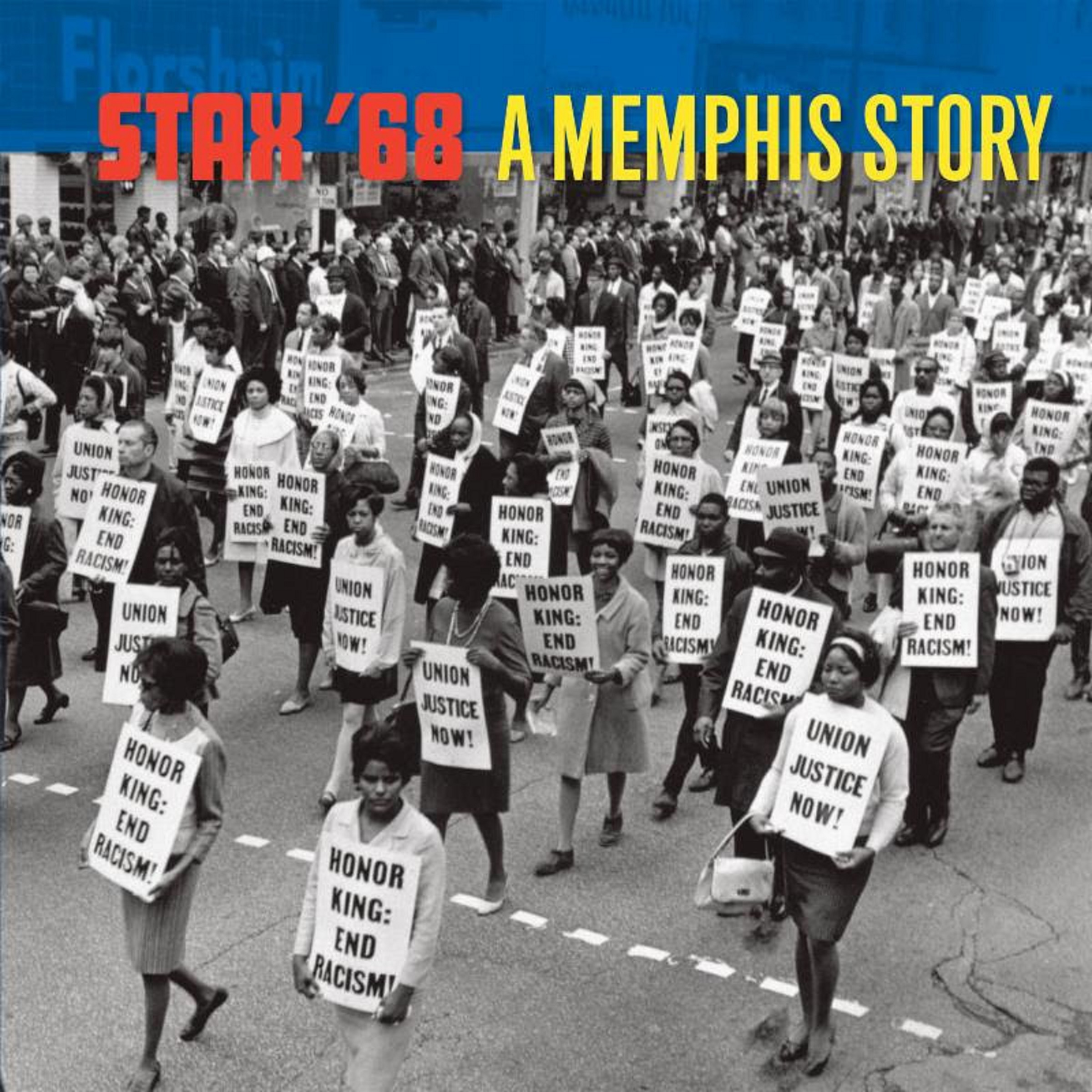 Stax '68: A MEMPHIS STORY DUE OUT OCTOBER 19