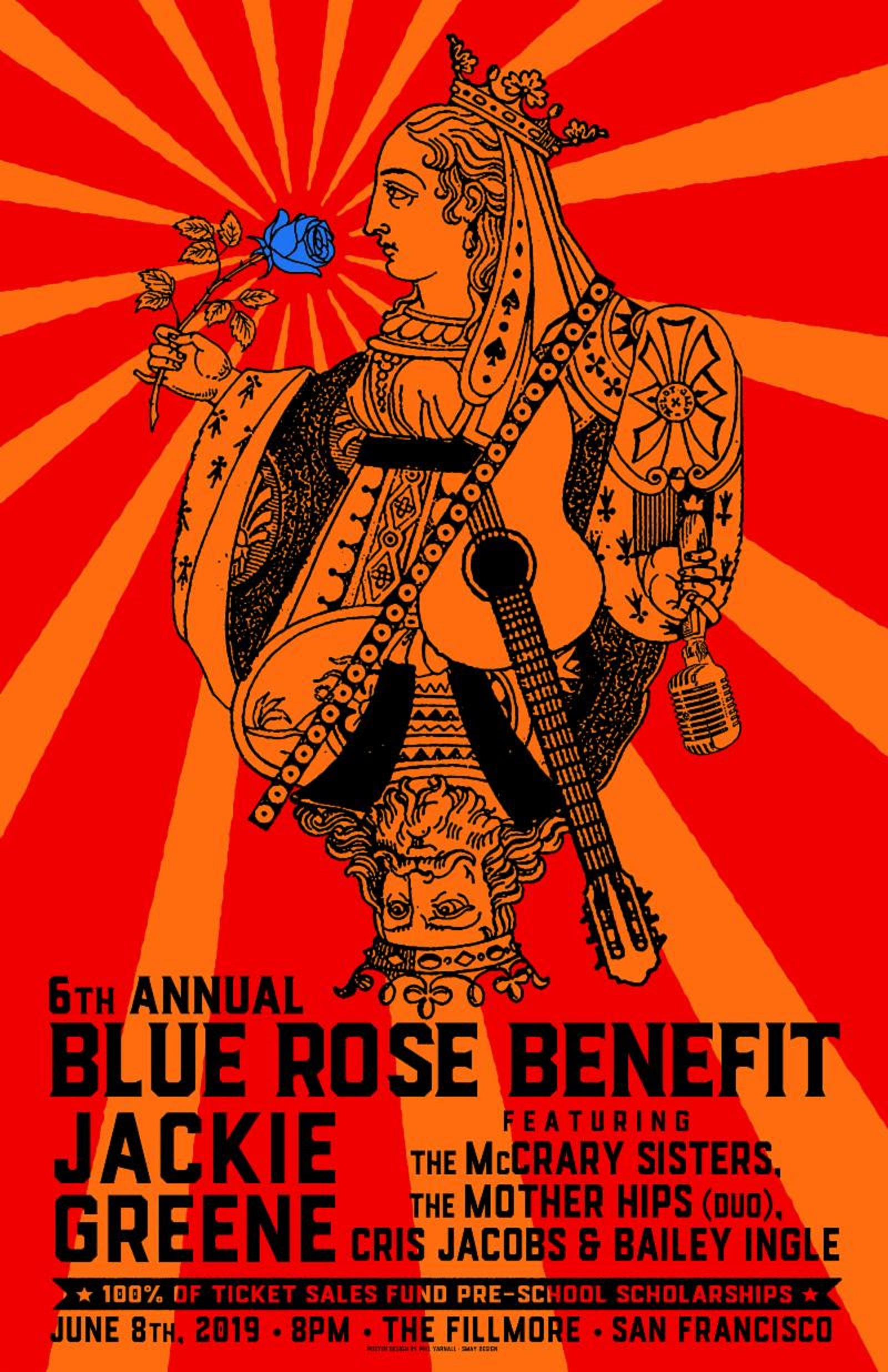 The McCrary Sisters and The Mother Hips Added to Lineup for 6th Annual Blue Rose Music Benefit