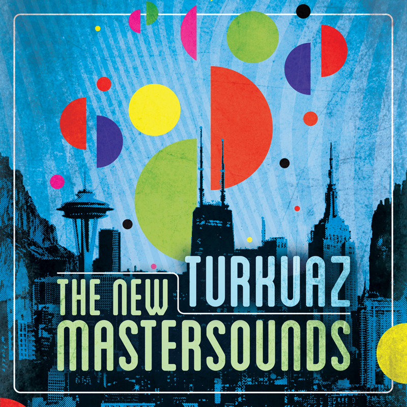 "The New Mastersounds & Turkuaz Premiere ""On The Border"""