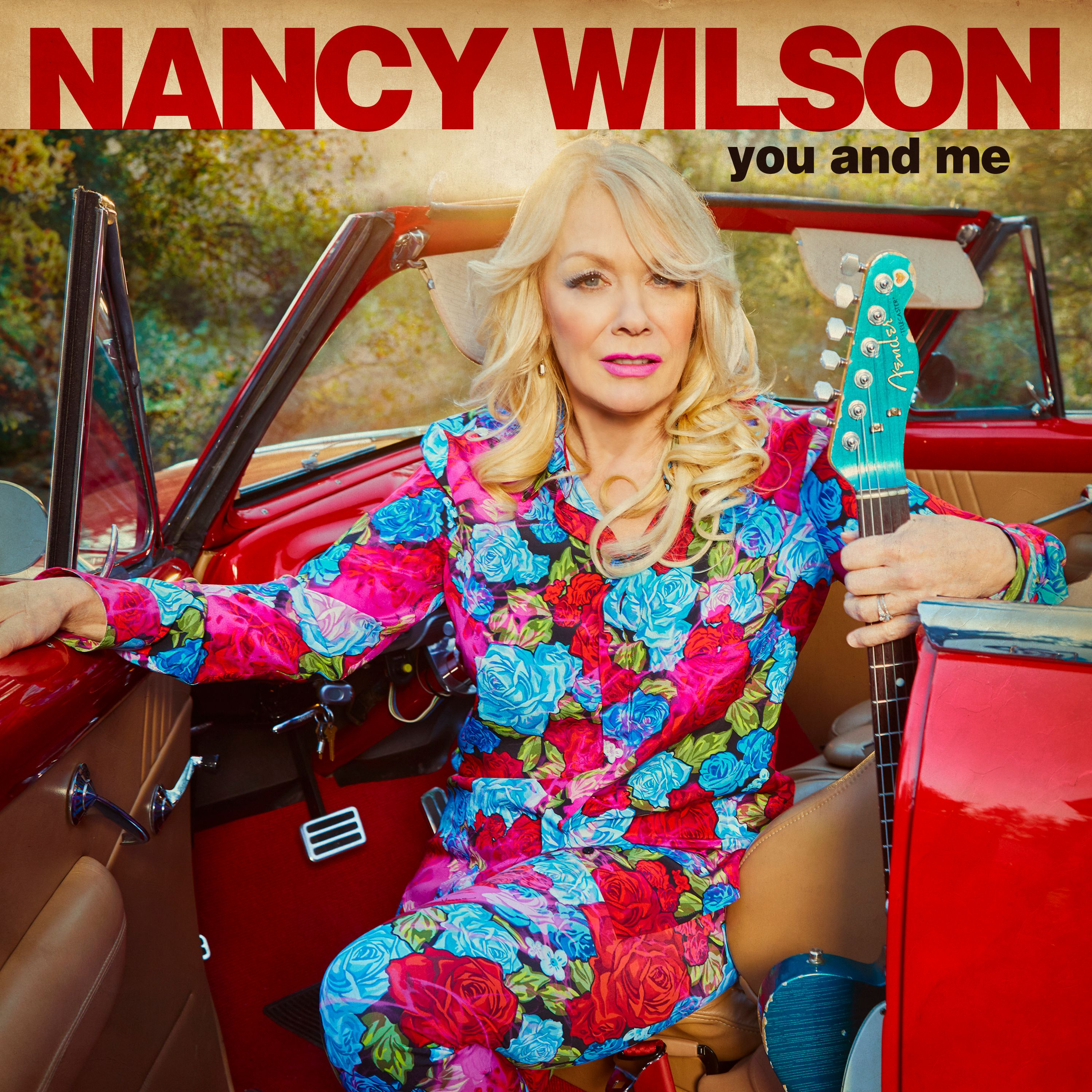 NANCY WILSON (Heart) Releases First Ever Solo Album