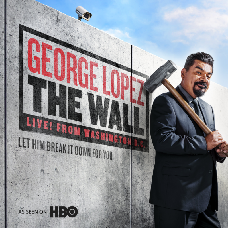Stream George Lopez's Album 'The Wall'
