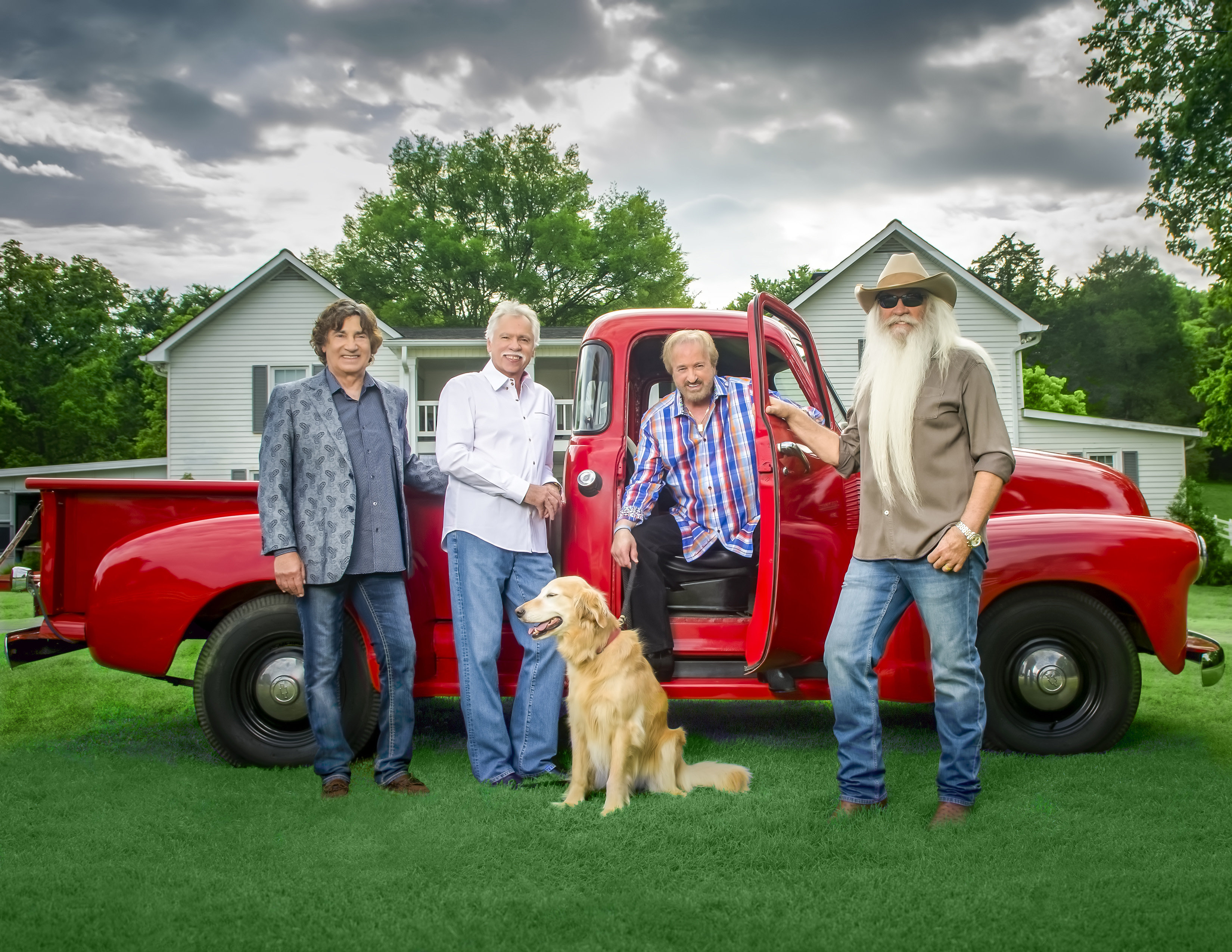 The Oak Ridge Boys Announce New Album
