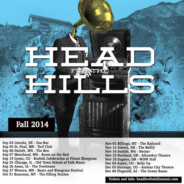 Head for the Hills Announce 2014 Fall Tour