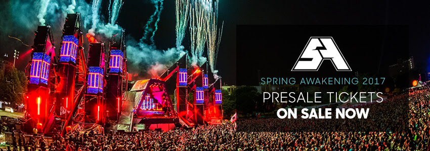 Spring Awakening Announces 2017 Dates