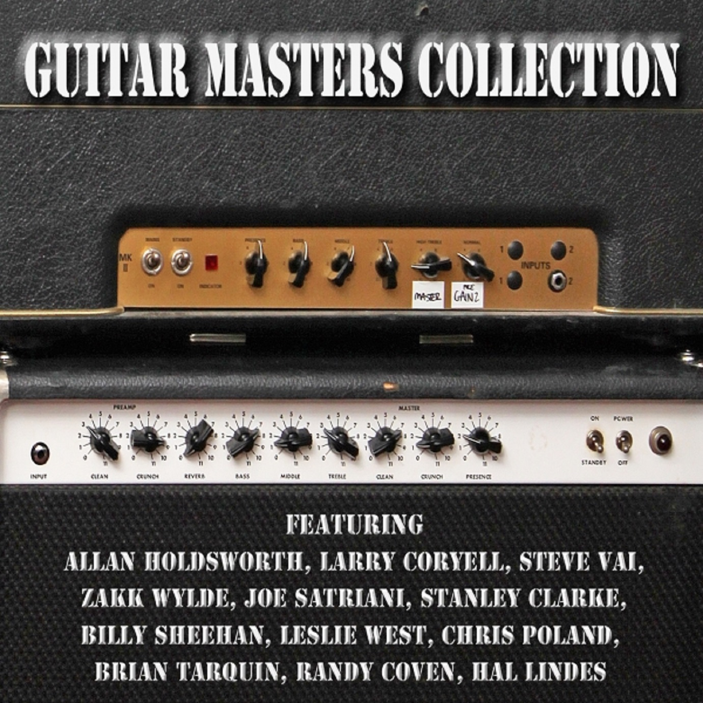 A Masterful Collection Of Guitar Playing Virtuosos Put Together By Emmy Award-Winning Producer Brian Tarquin
