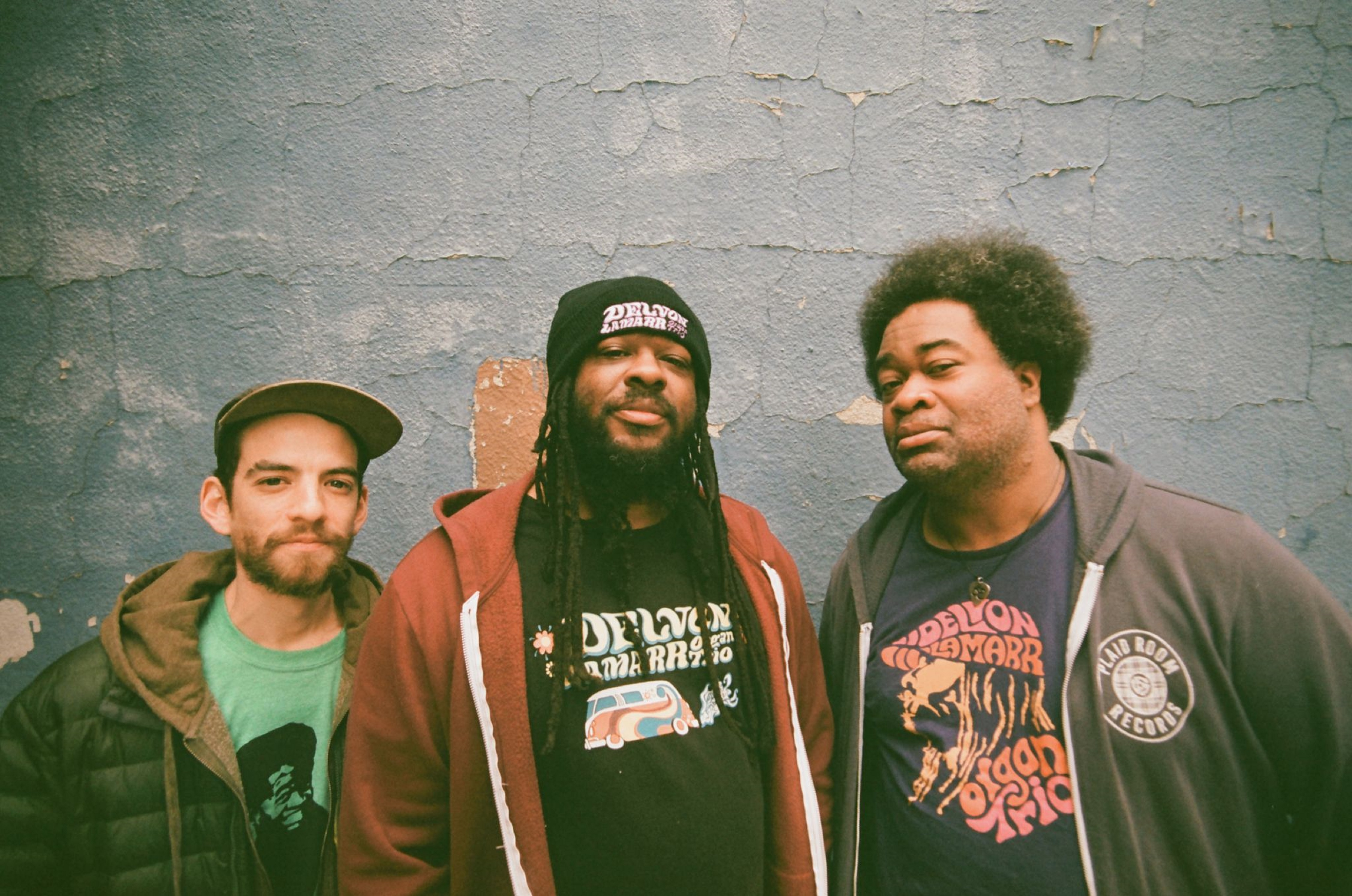Delvon Lamarr Organ Trio Announces New Album I Told You So Out January 29th