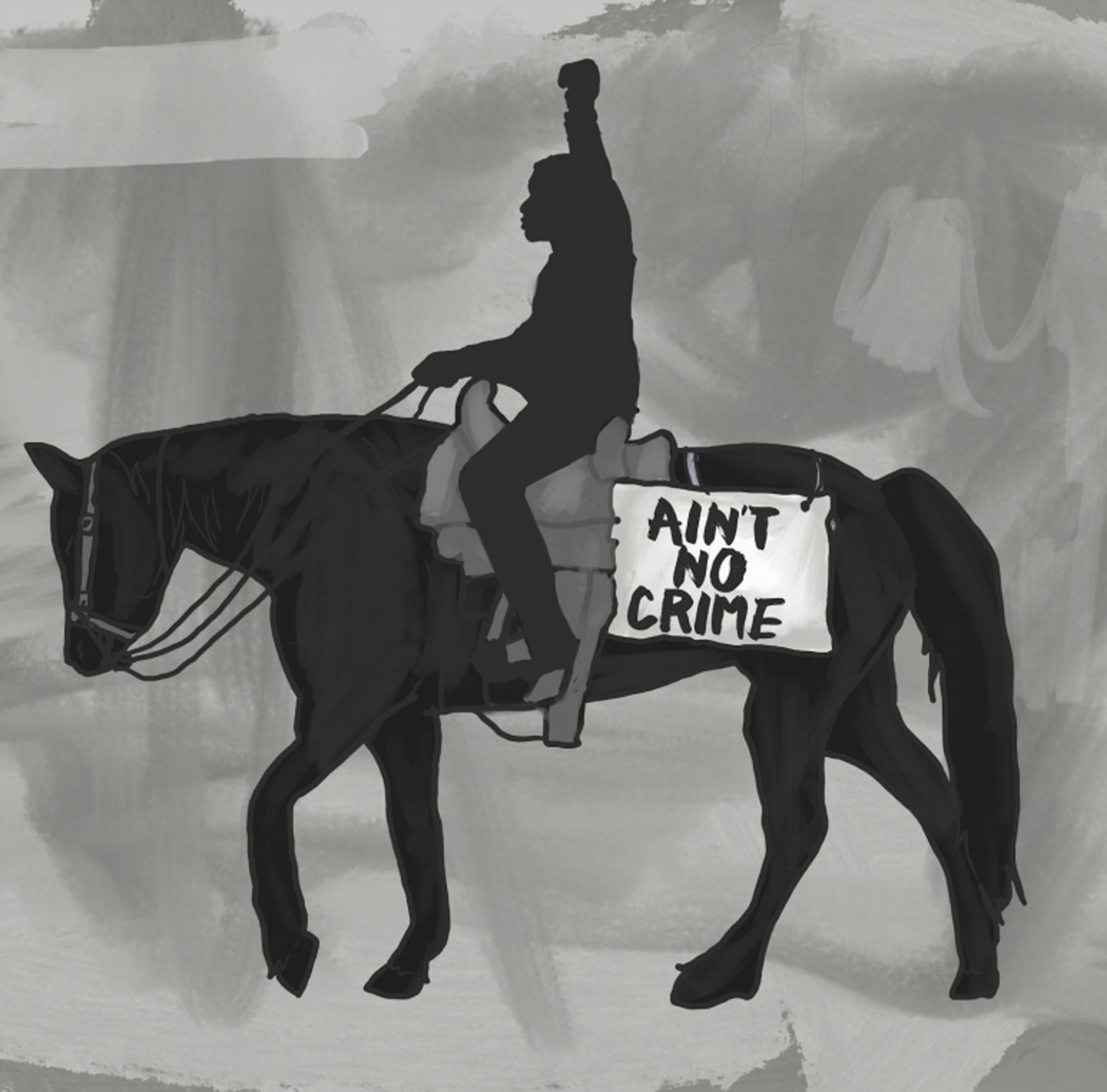 "Gangstagrass just released ""Ain't No Crime"""