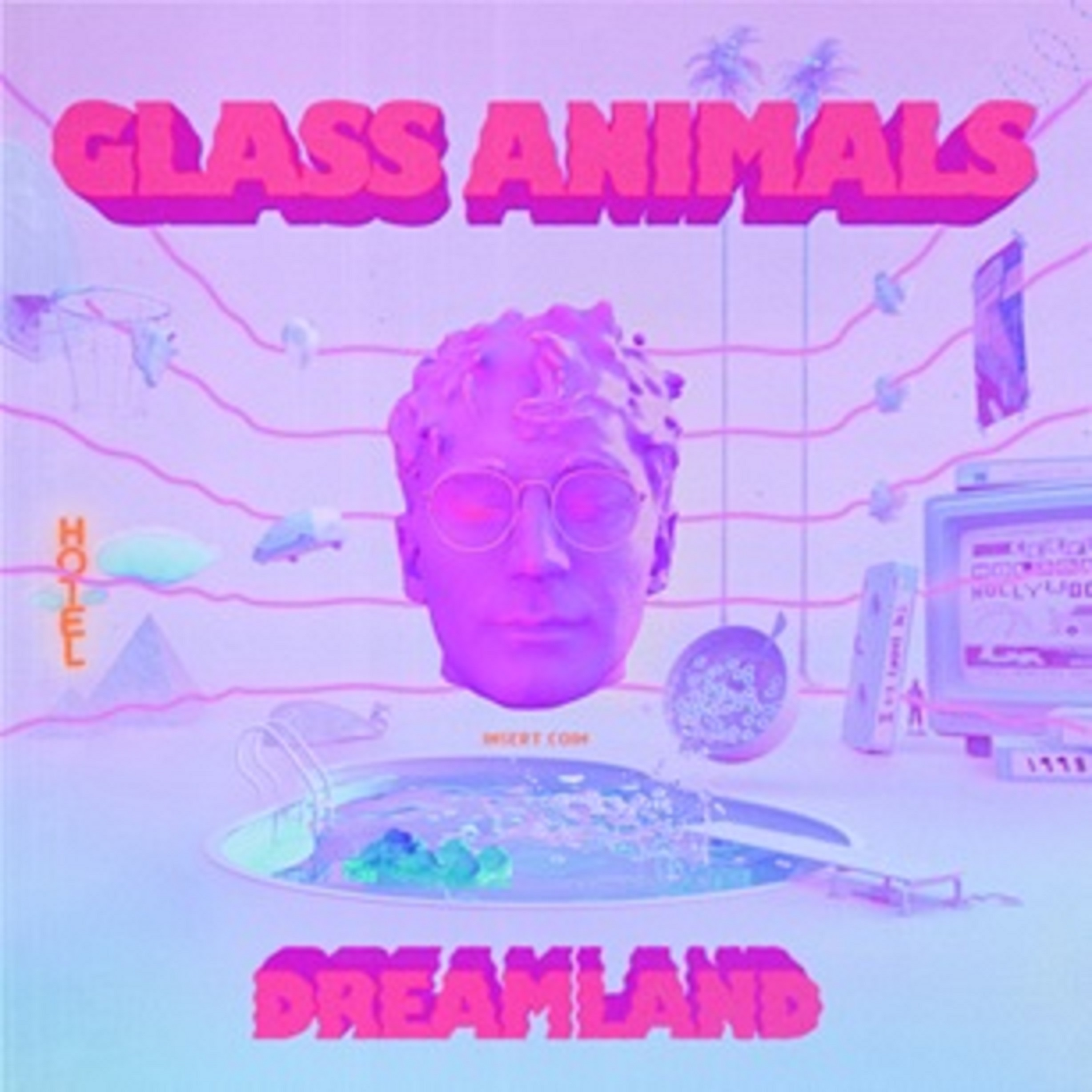 GLASS ANIMALS NEW ALBUM 'DREAMLAND' OUT TODAY