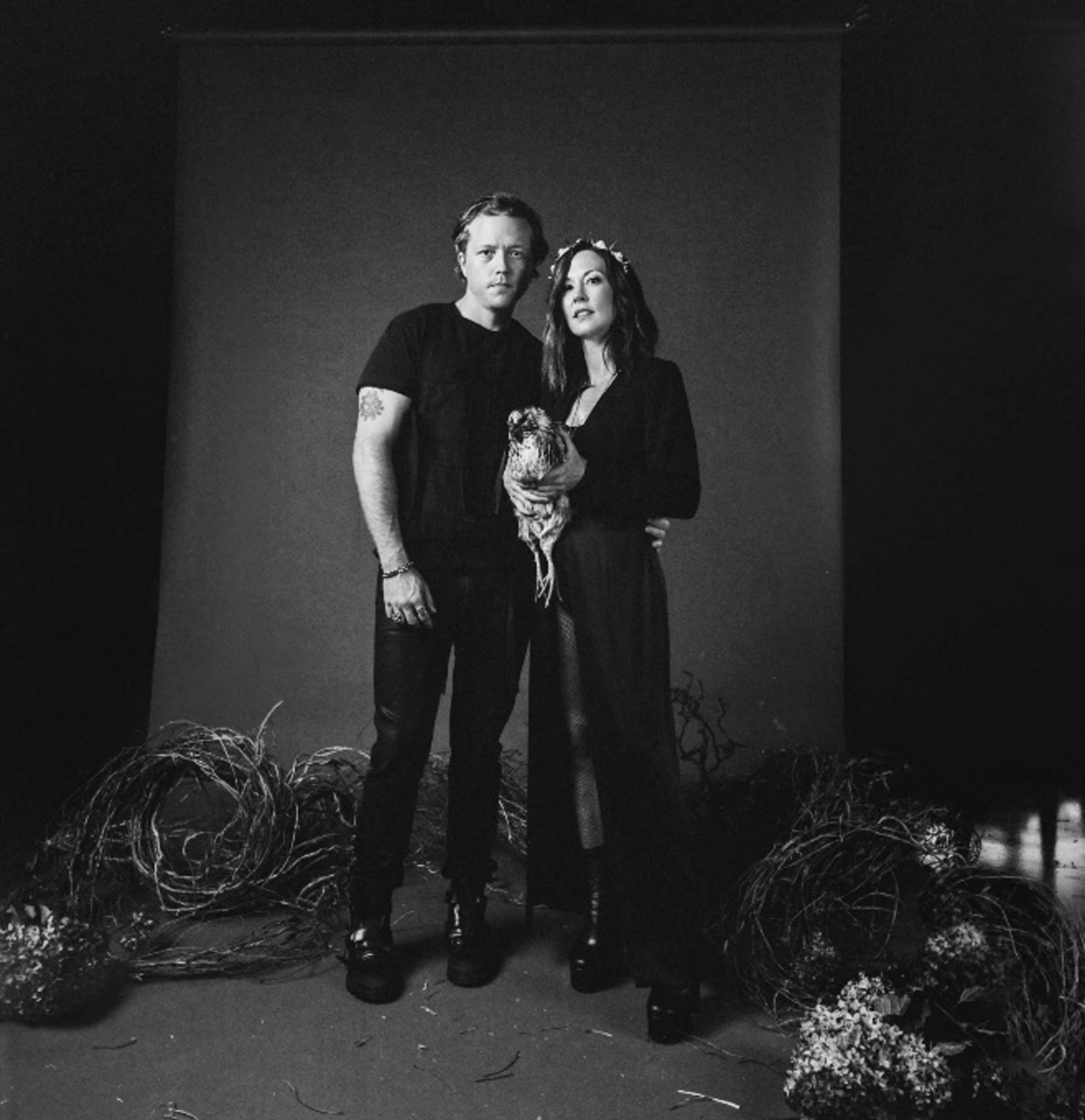 Cola Concerts Presents Jason Isbell and Amanda Shires Live