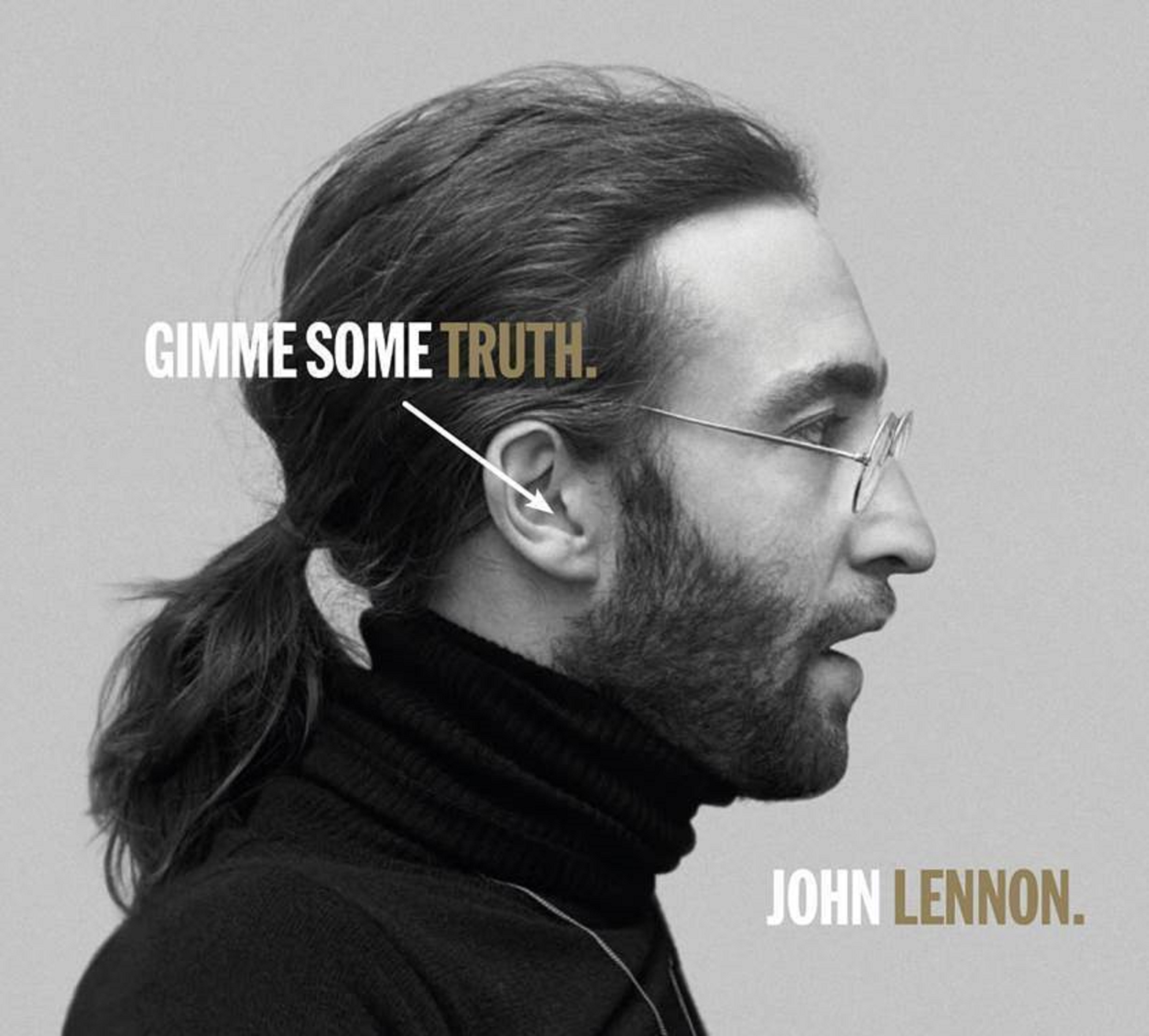 Lennon's Most Vital And Best Loved Solo Works Completely Remixed From Scratch