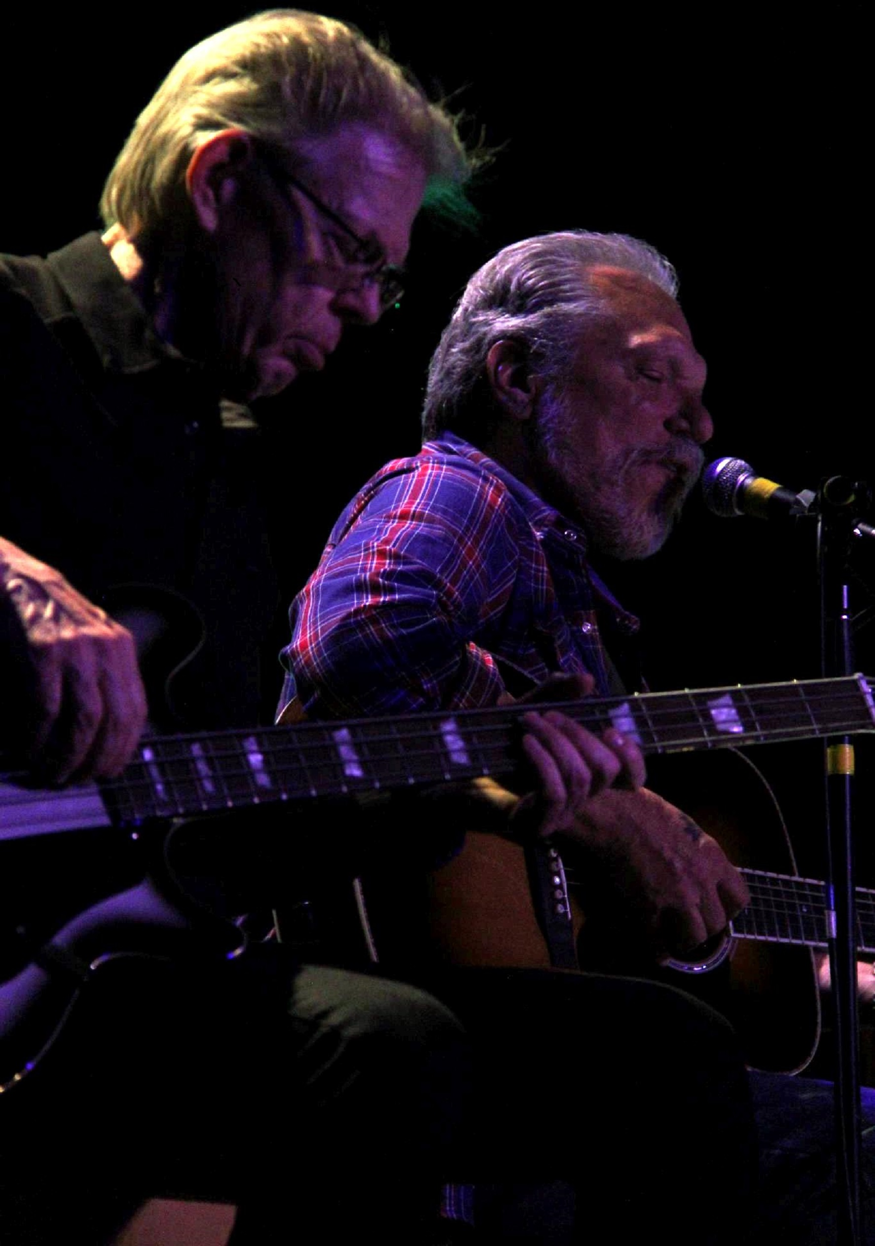 Hot Tuna | Oriental Theater | 7/20/12 | Review & Photos