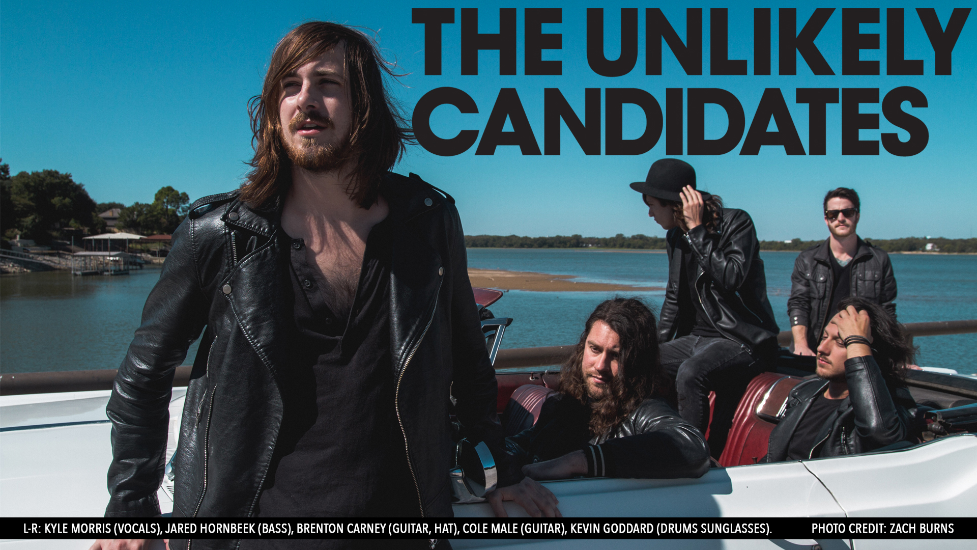 The Unlikely Candidates New Album + Tour