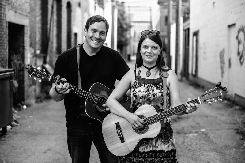 Saskatoon's Jen Lane & John Antoniuk on Tour