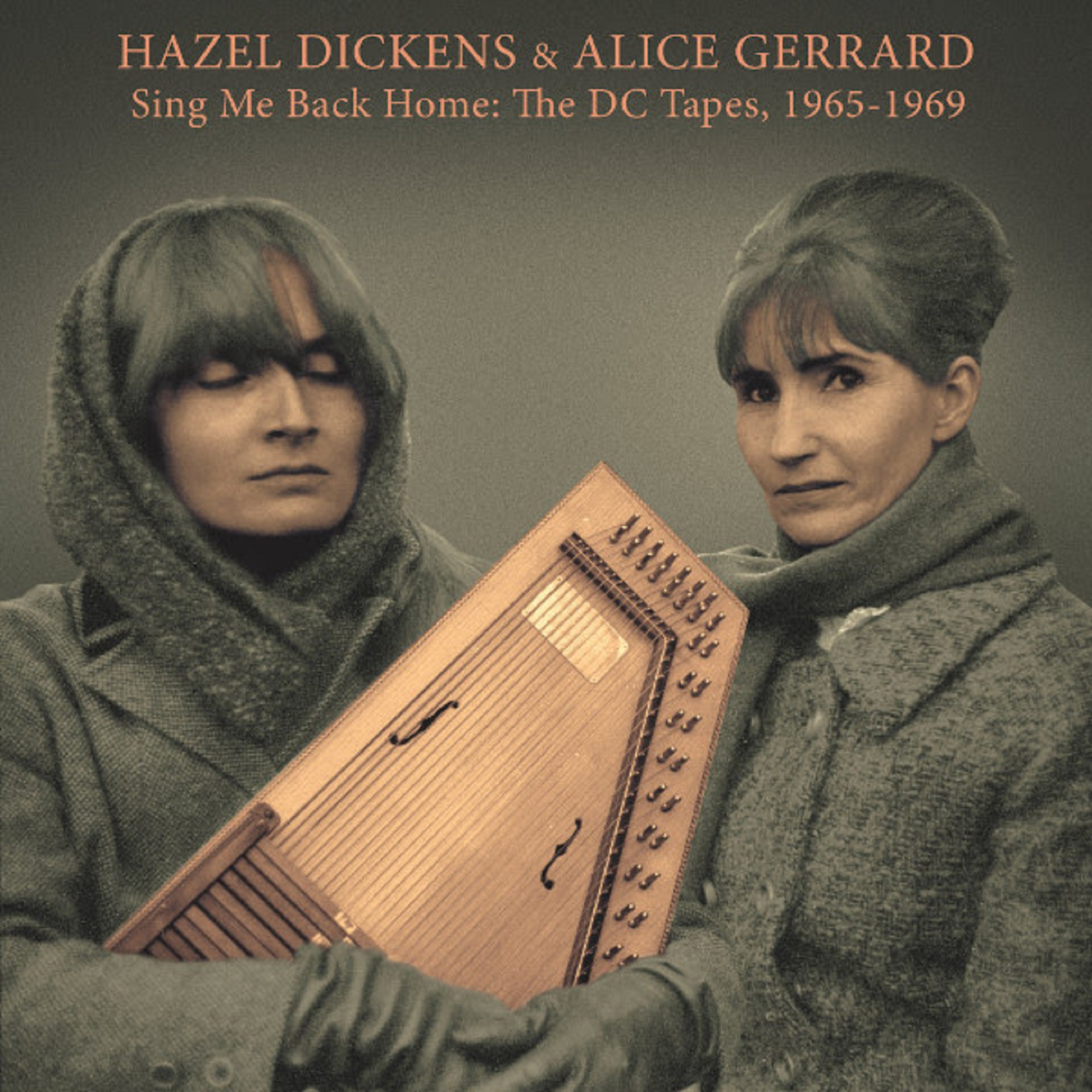 New Album coming from Americana Pioneers Hazel Dickens & Alice Gerrard