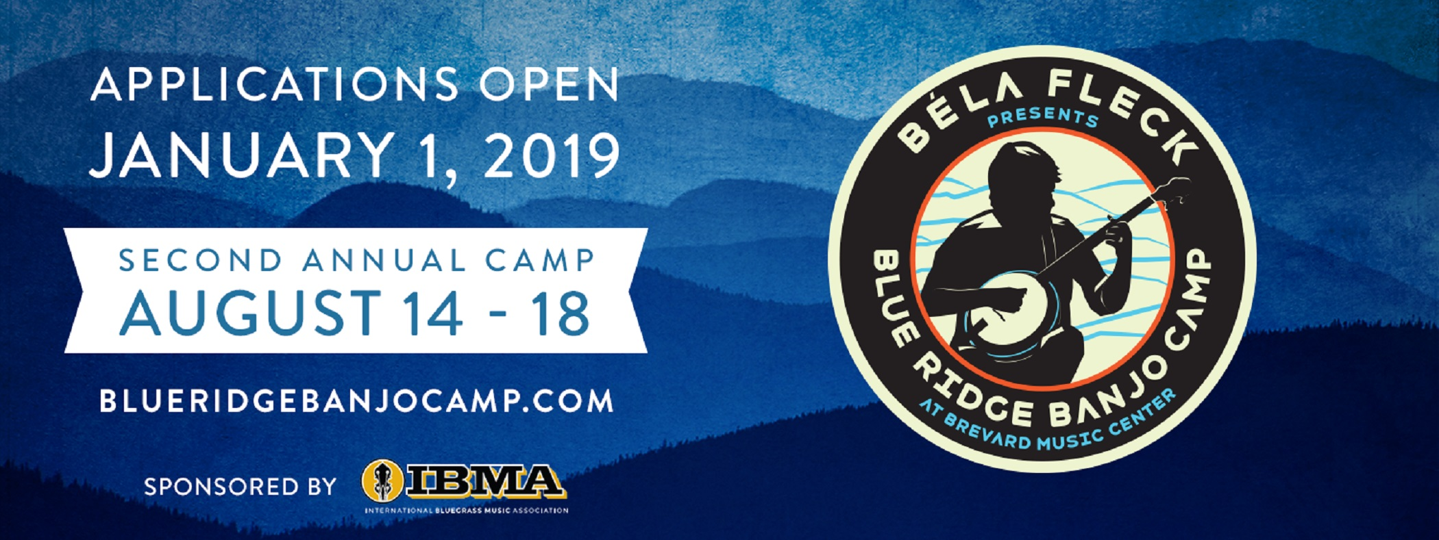 Bela Fleck Announces 2nd Annual Blue Ridge Banjo Camp