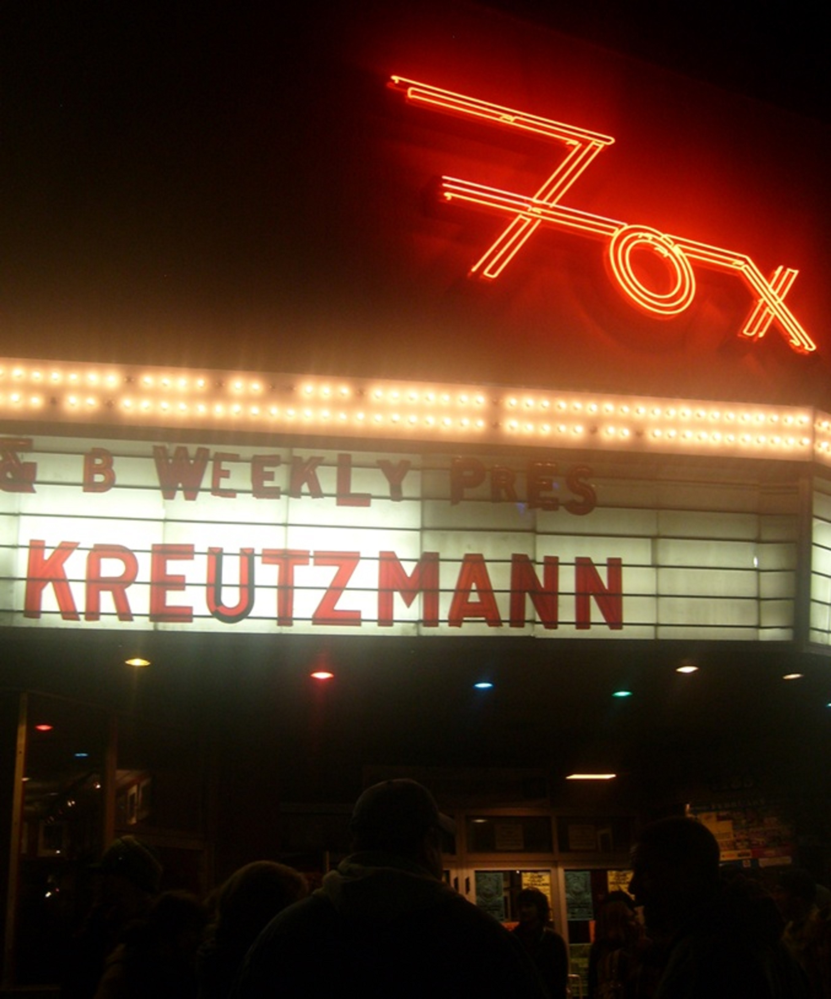 Billy Kreutzmann | Fox Theater | 2/21/09 | Review