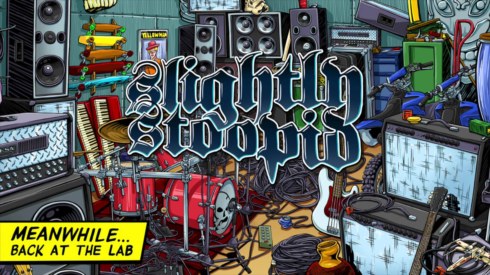 Slightly Stoopid | Meanwhile...Back at the Lab | Review