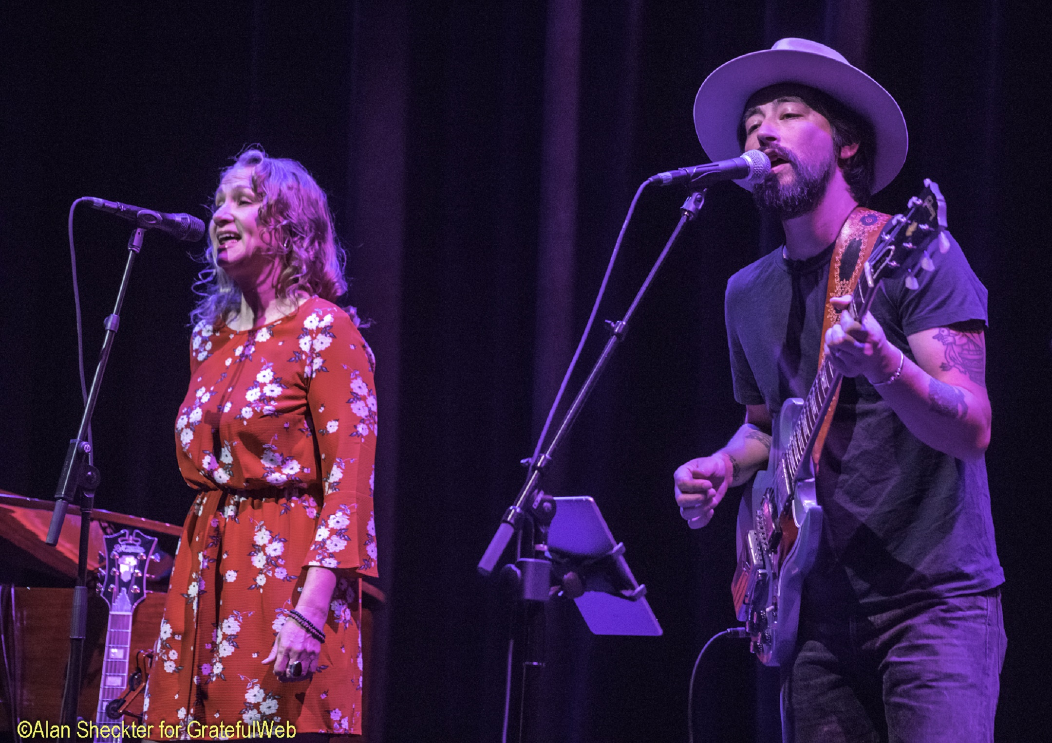 "Joan Osborne with Jackie Greene Perform ""Songs of Dylan"""