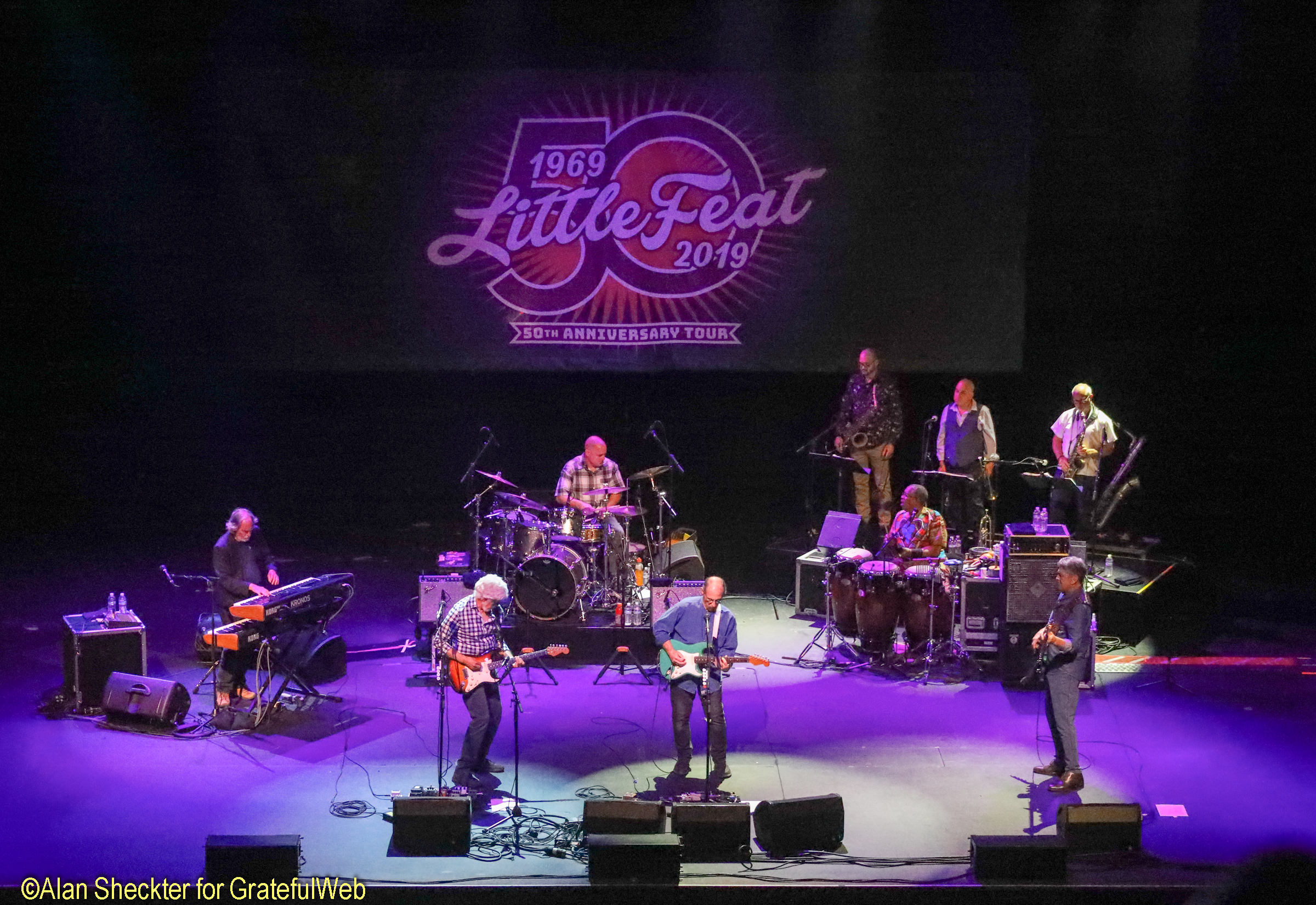 Little Feat | The Fox Theater - Oakland | 5/28/19