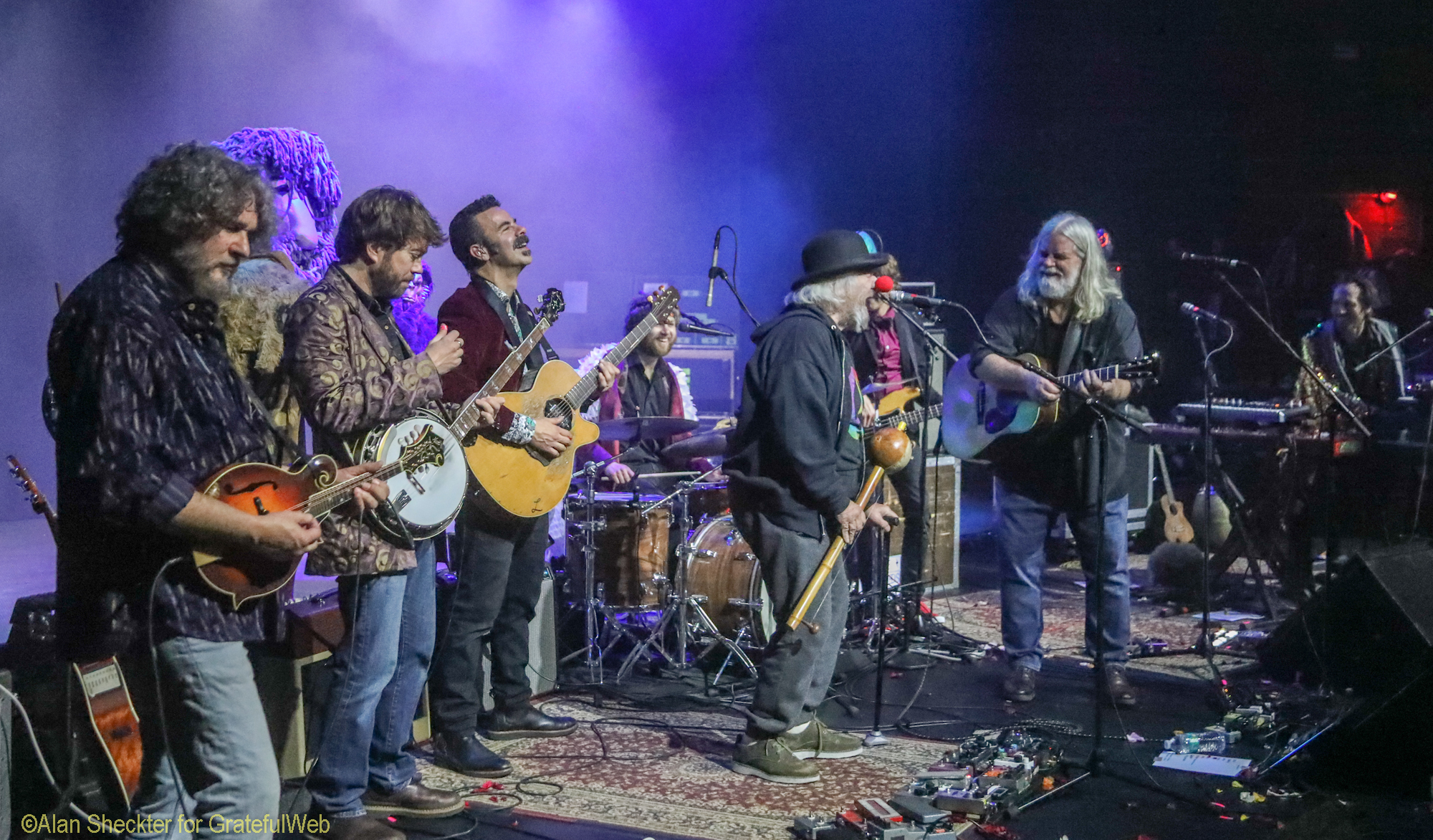 ALO + Leftover Salmon | The Fillmore | 3/7/2020