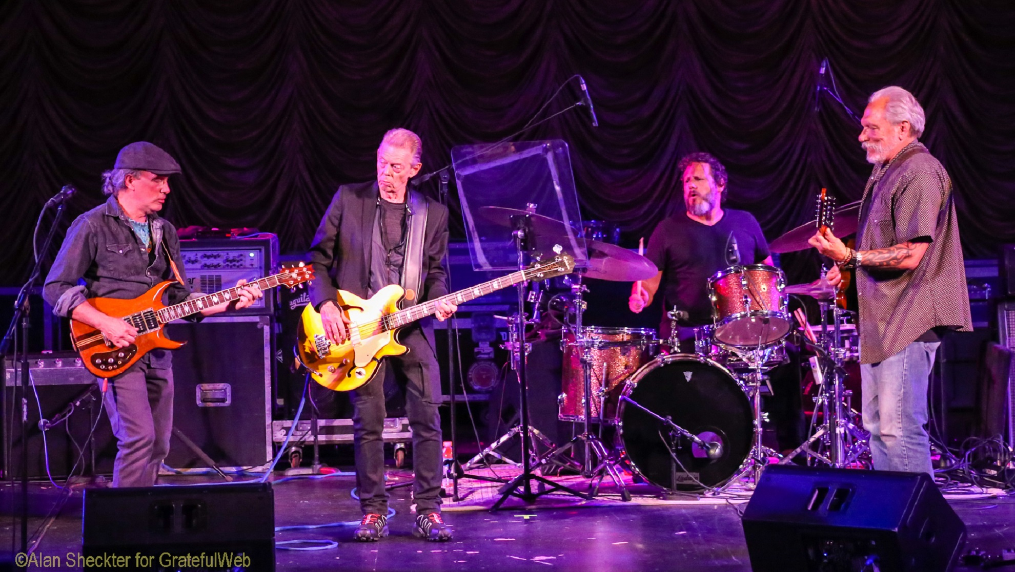 Hot Tuna w/ Steve Kimock | Crest Theatre | 9/4/18