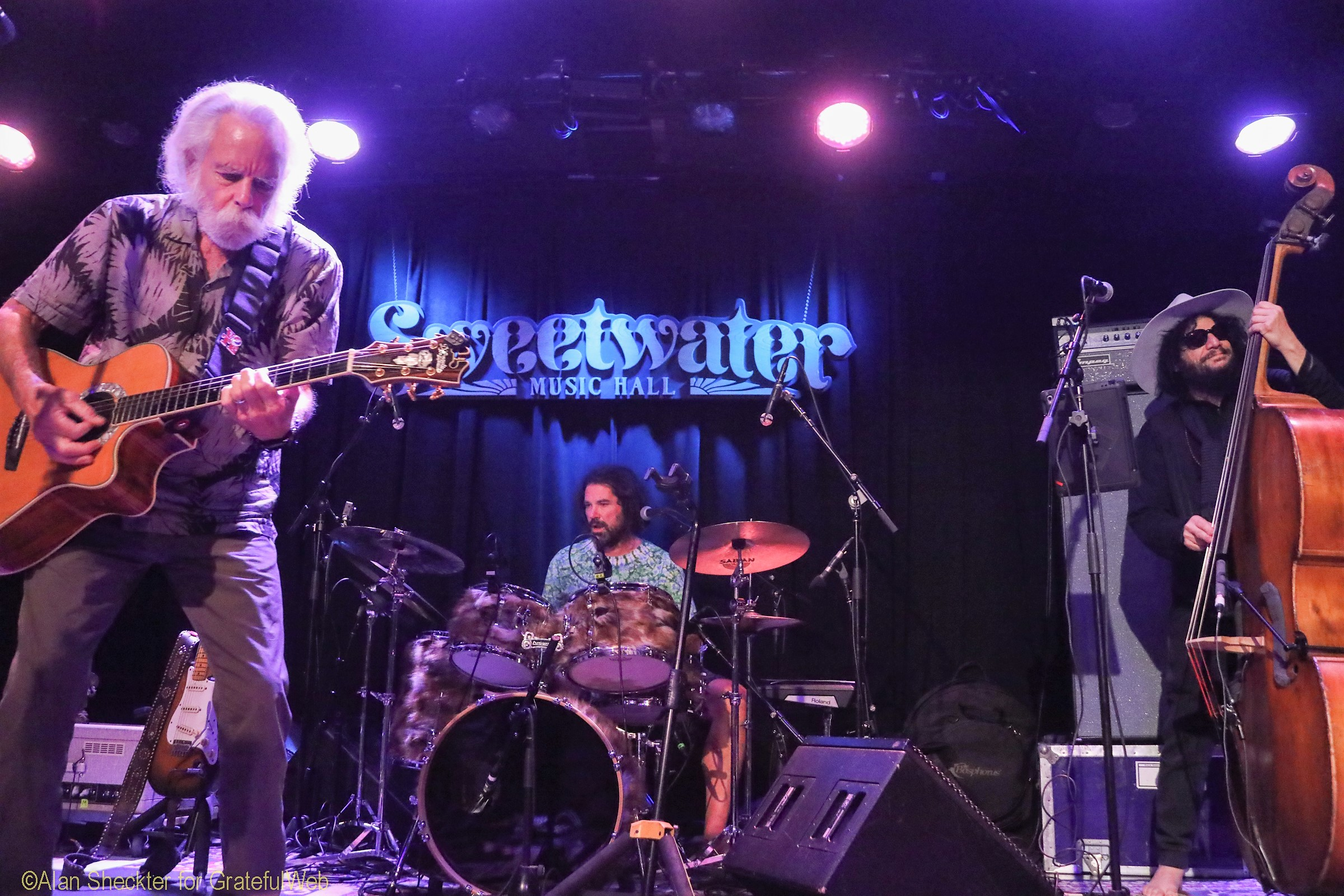 Weir and Wolf Brothers | Sweetwater Music Hall | 8/1/19