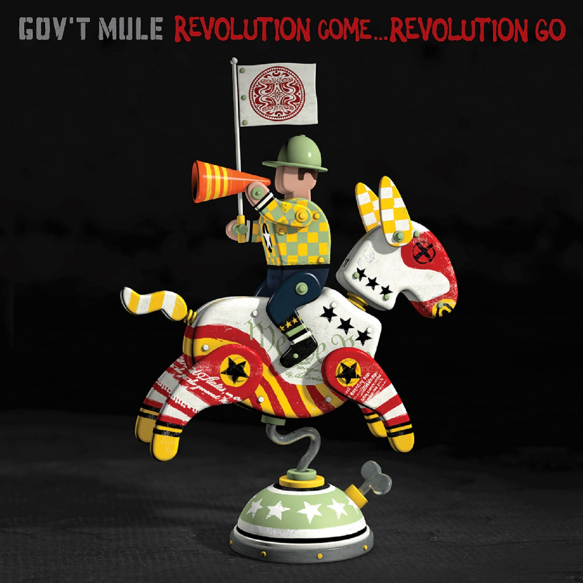 Gov't Mule | Revolution Come...Revolution Go | Review