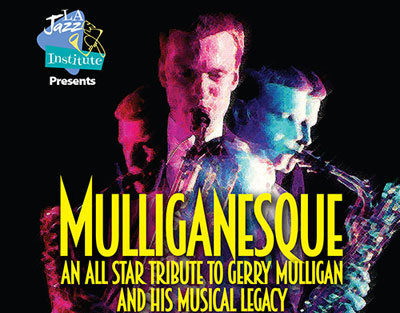 MULLIGANESQUE - an All Star Tribute to Gerry Mulligan