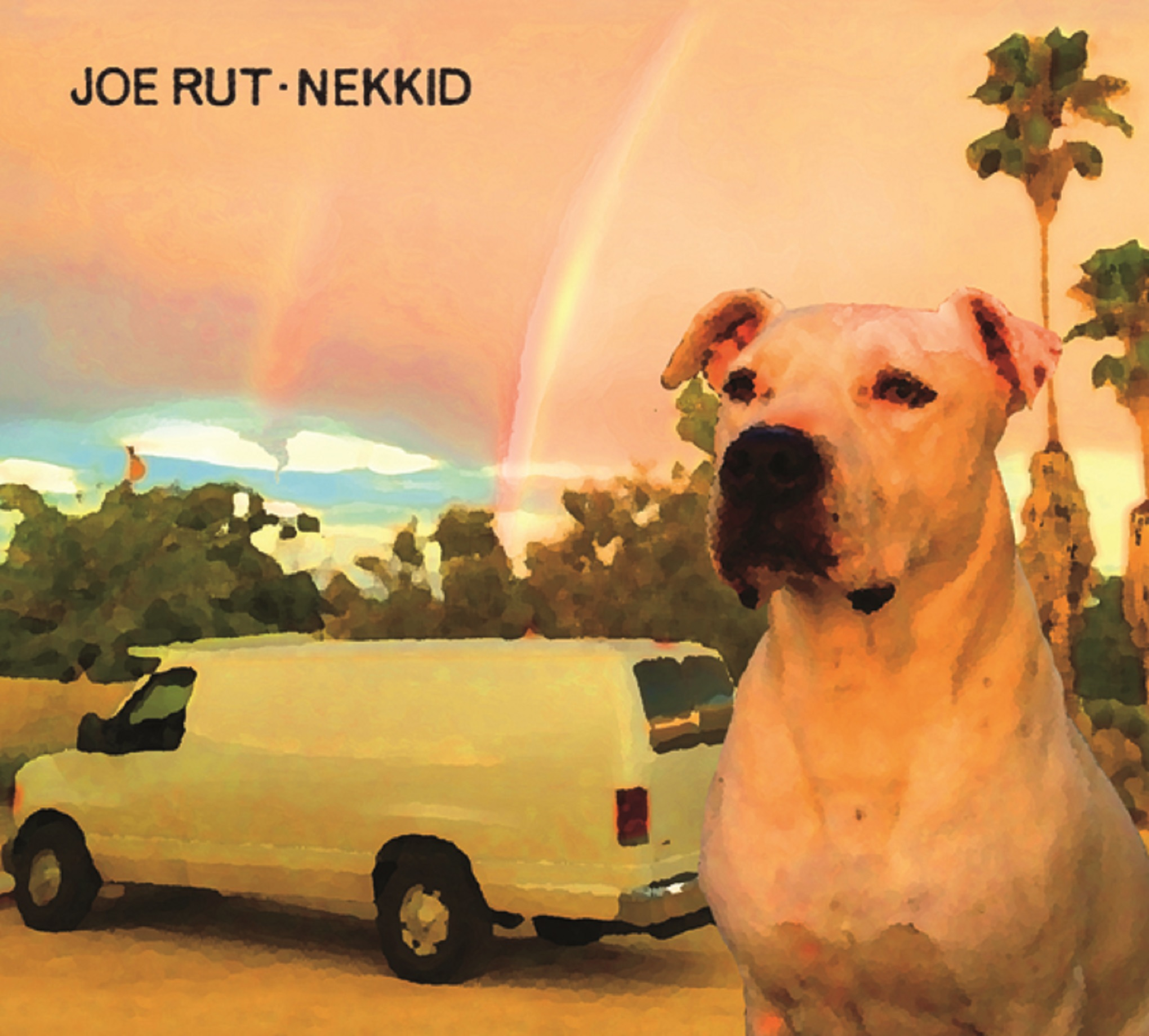 Joe Rut's 7th album, 'Nekkid' is Out Now