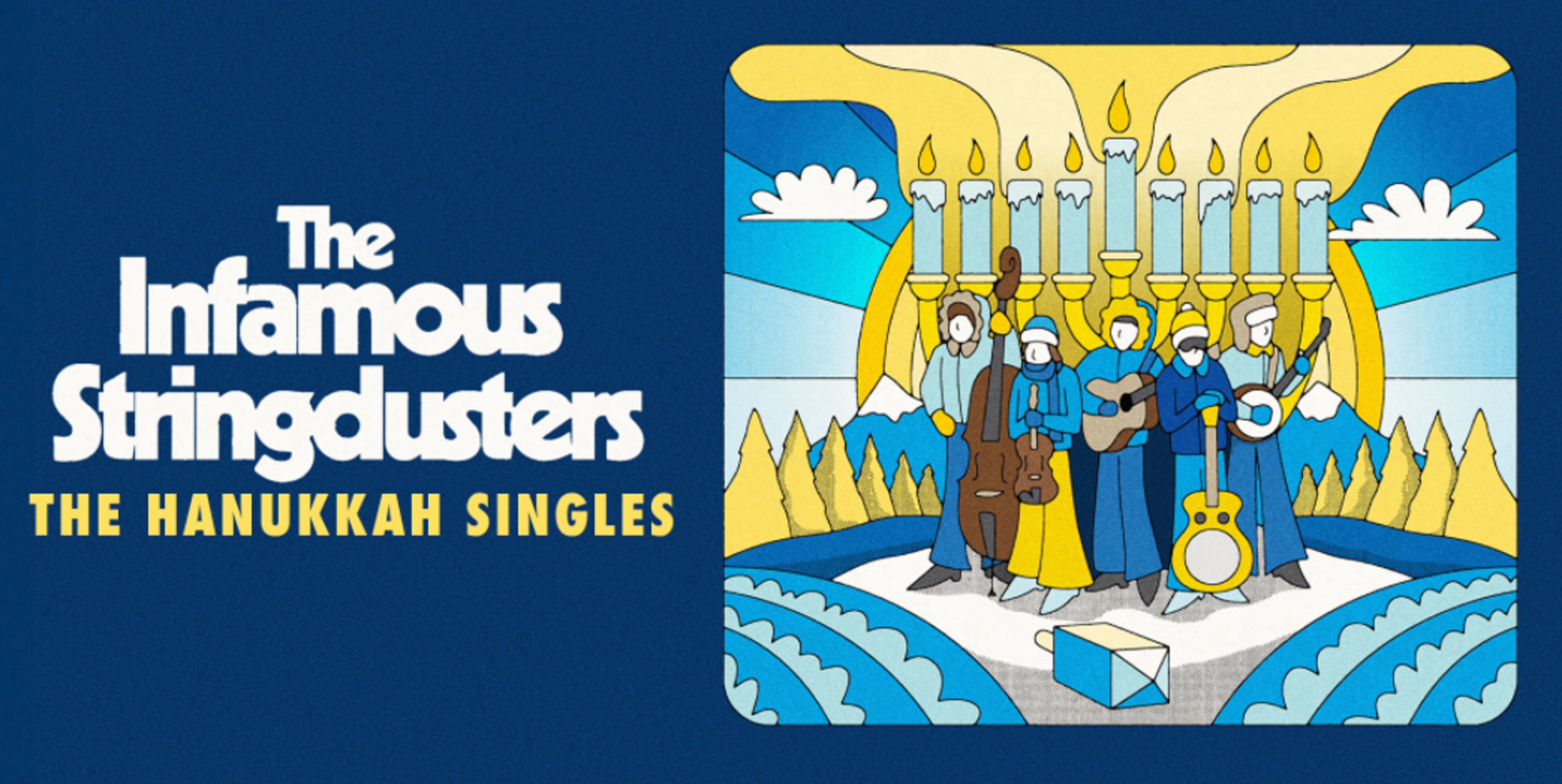 Celebrate Hanukkah with the Infamous Stringdusters