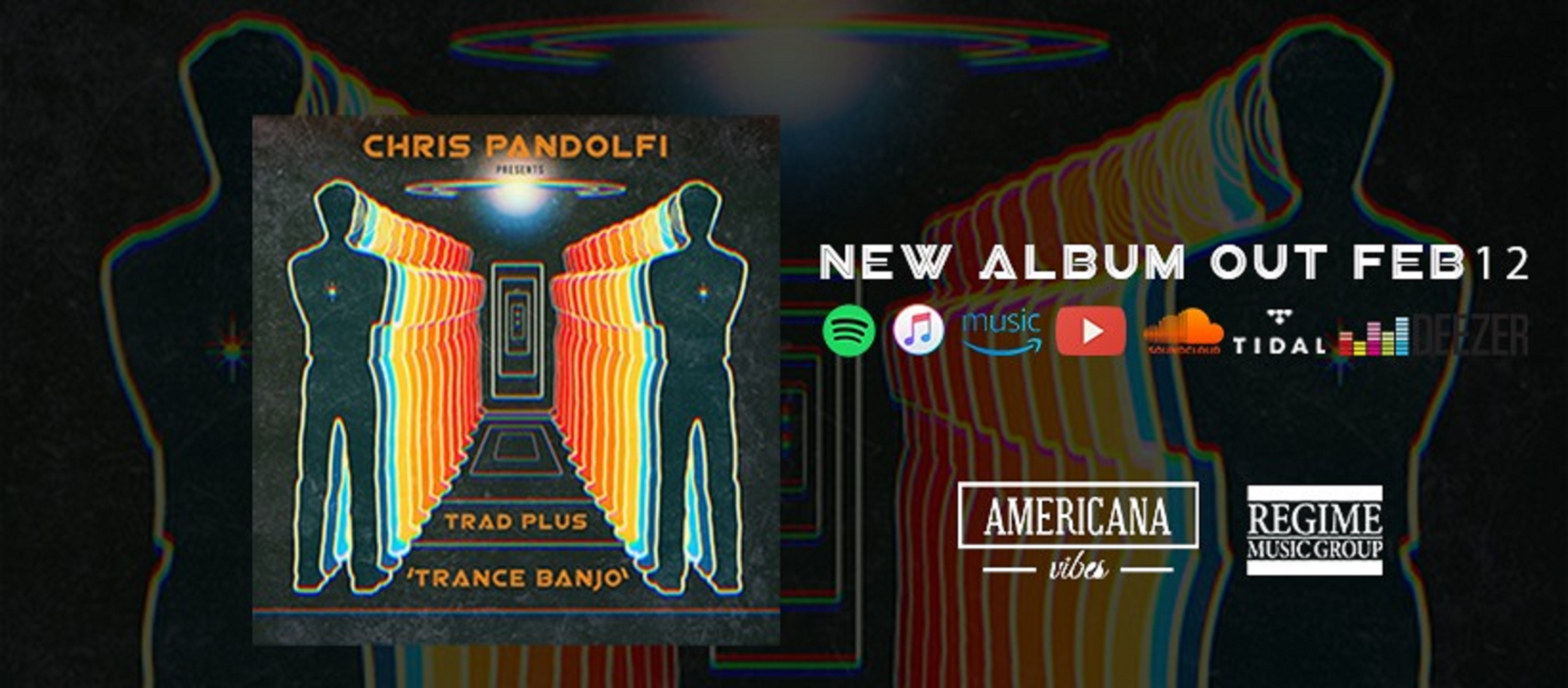 The Infamous Stringdusters' Chris Pandolfi Announces New Solo Record, First Single Out Now