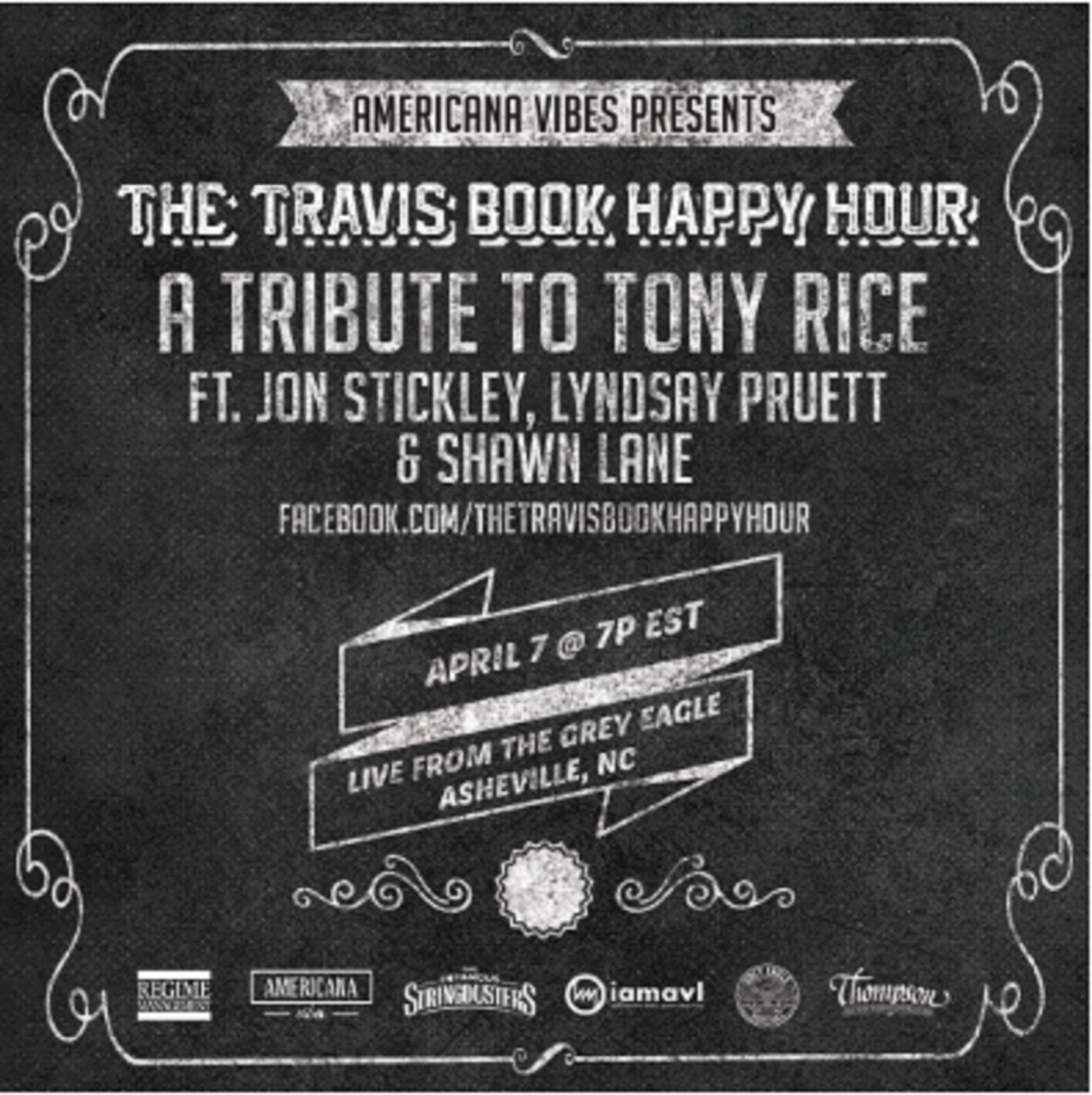 Travis Book of the Infamous Stringdusters Pays Tribute to Tony Rice