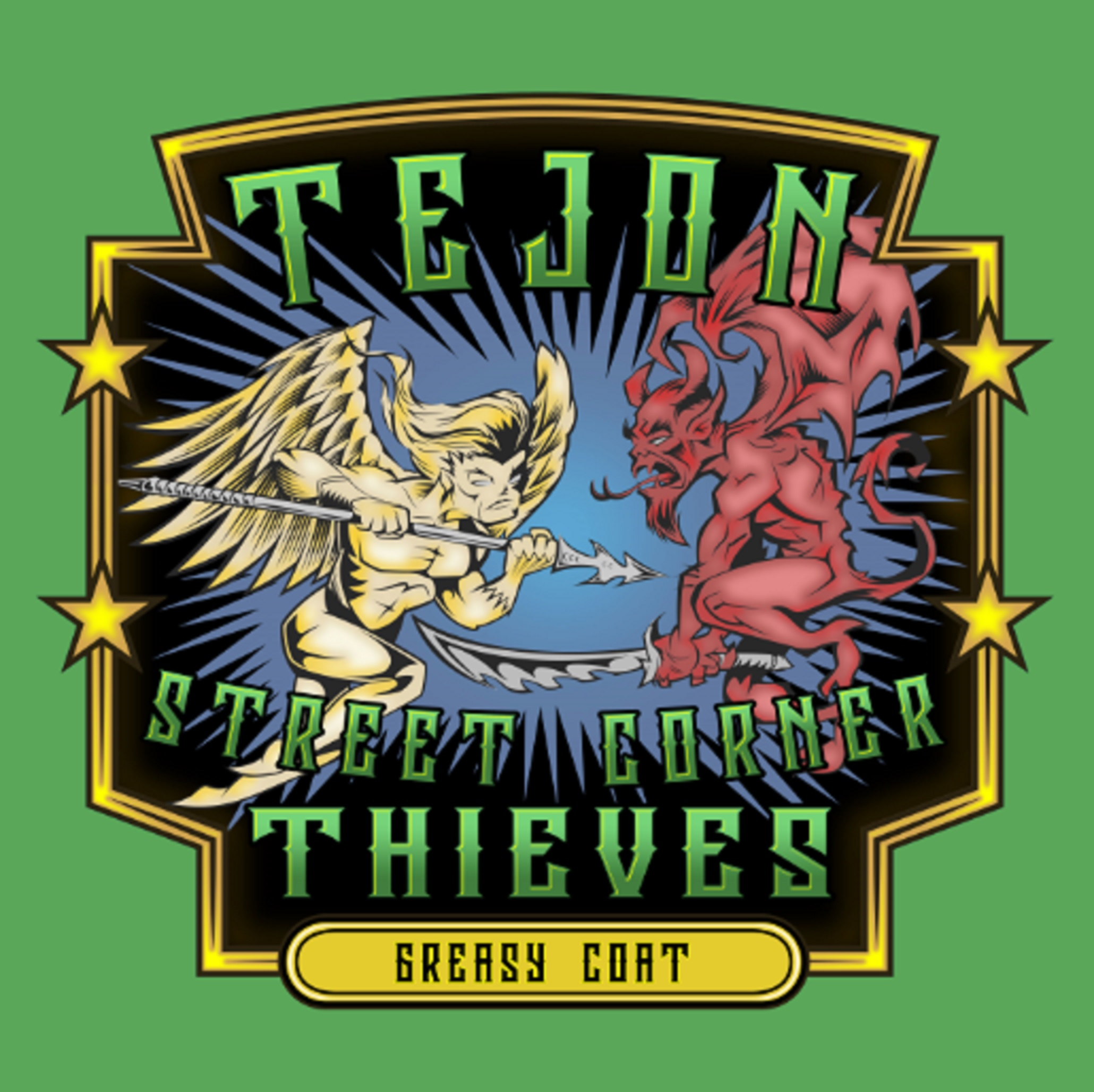 "Tejon Street Corner Thieves Release Rowdy Version Of Bluegrass Classic ""Greasy Coat"""