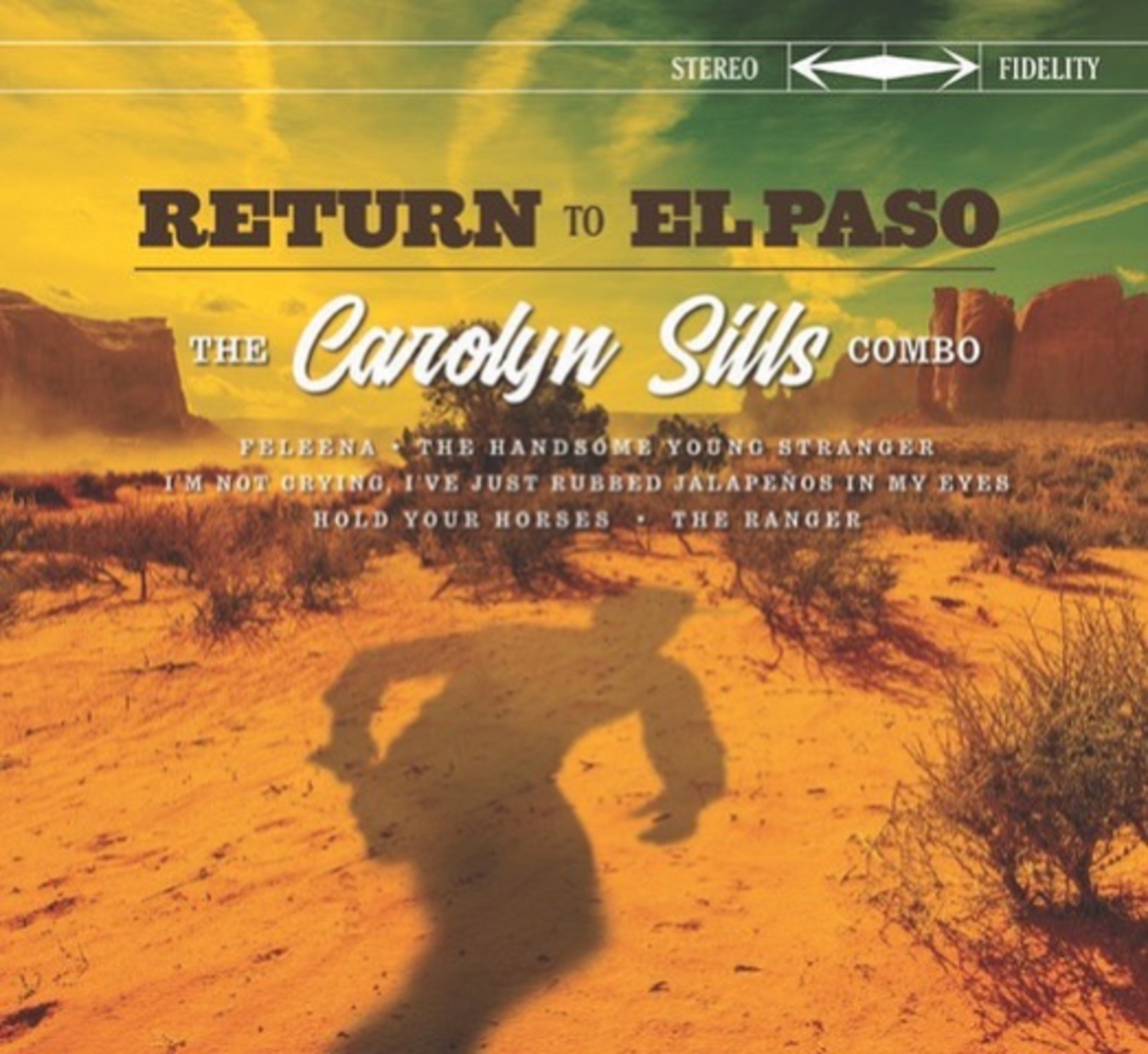 "The Carolyn Sills Combo Reimagines Marty Robbins' Iconic 'El Paso"" for the Song's 60th Anniversary"