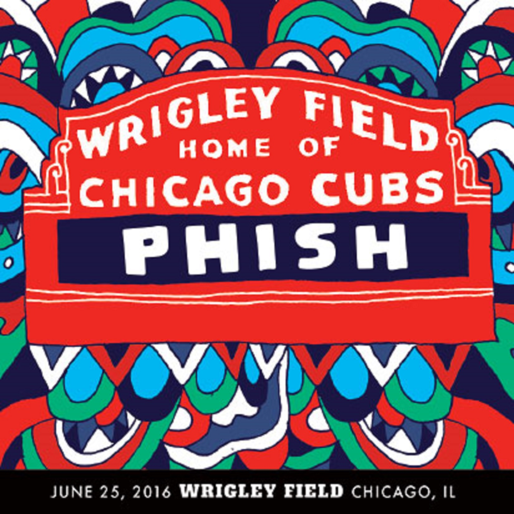 Phish | Wrigley Field | 6/25/16 | Review