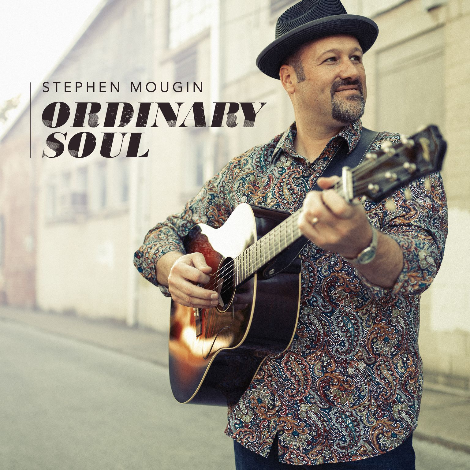 "Stephen Mougin | ""Ordinary Soul"" 