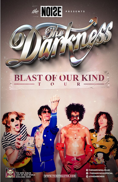 The Darkness Ready for North American Tour