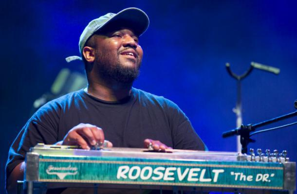 Roosevelt Collier To Guest at Big River Get Down