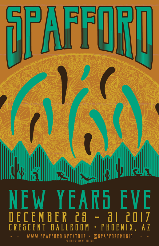 Spafford Announce 3-Night NYE Run