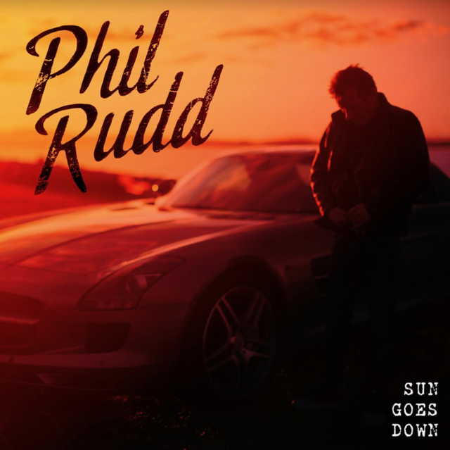 Phil Rudd to release 'Sun Goes Down'