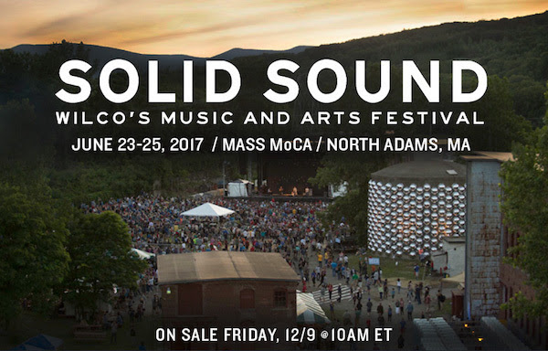 Wilco's Solid Sound Festival 2017 Tixs Friday