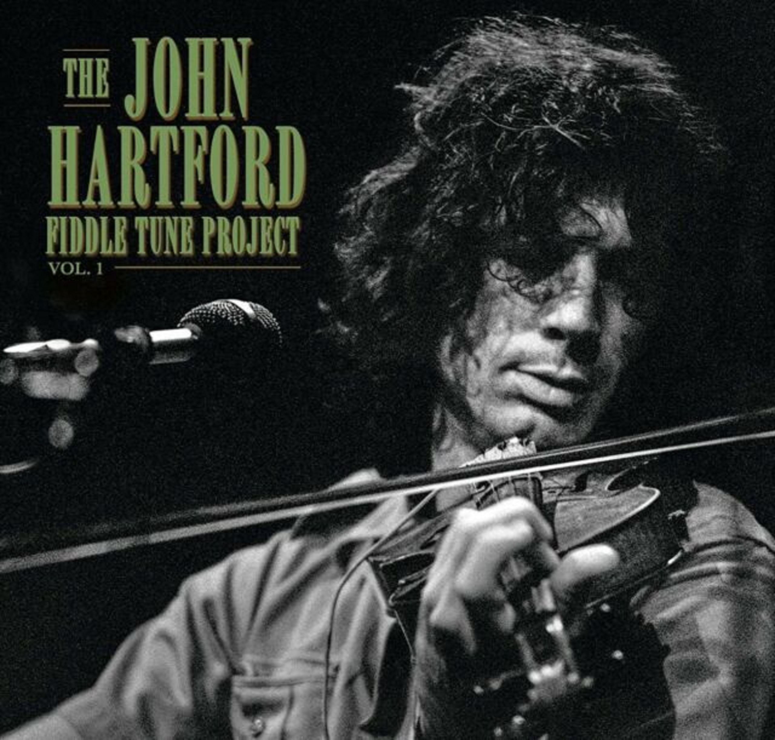 The John Hartford Fiddle Tune Project, Volume 1 Available Everywhere June 26th