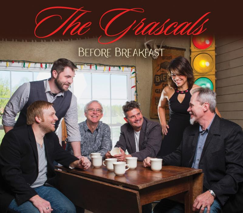 The Grascals' Before Breakfast Heats Up Charts
